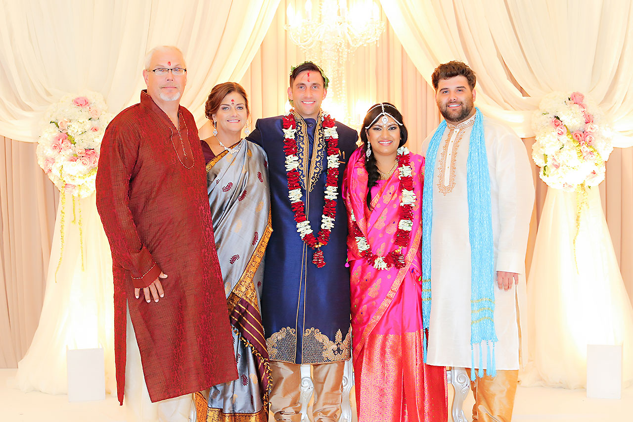 Rojita Chris Indianapolis Indian Wedding 281