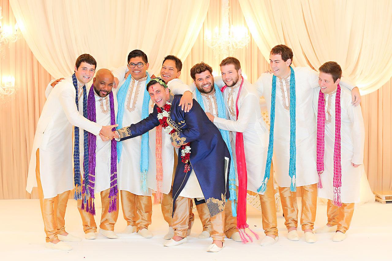 Rojita Chris Indianapolis Indian Wedding 282