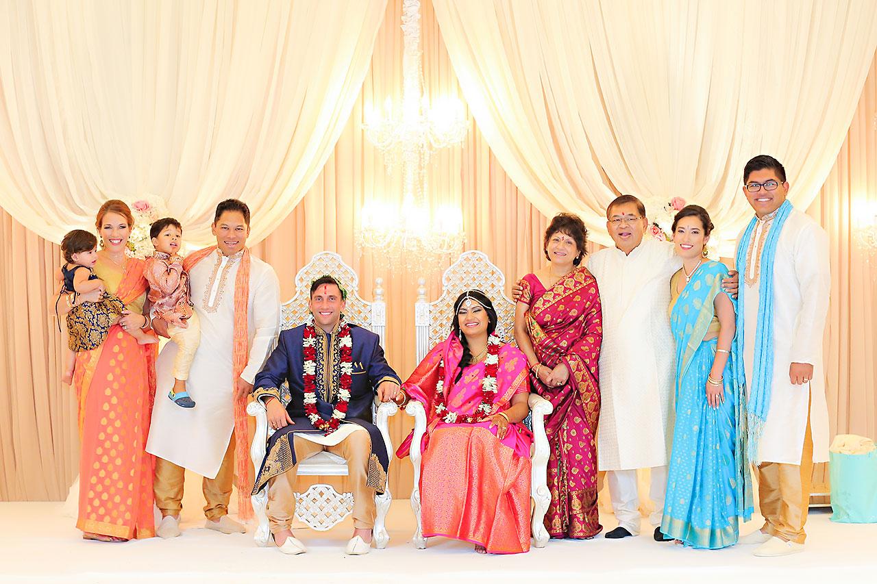 Rojita Chris Indianapolis Indian Wedding 279