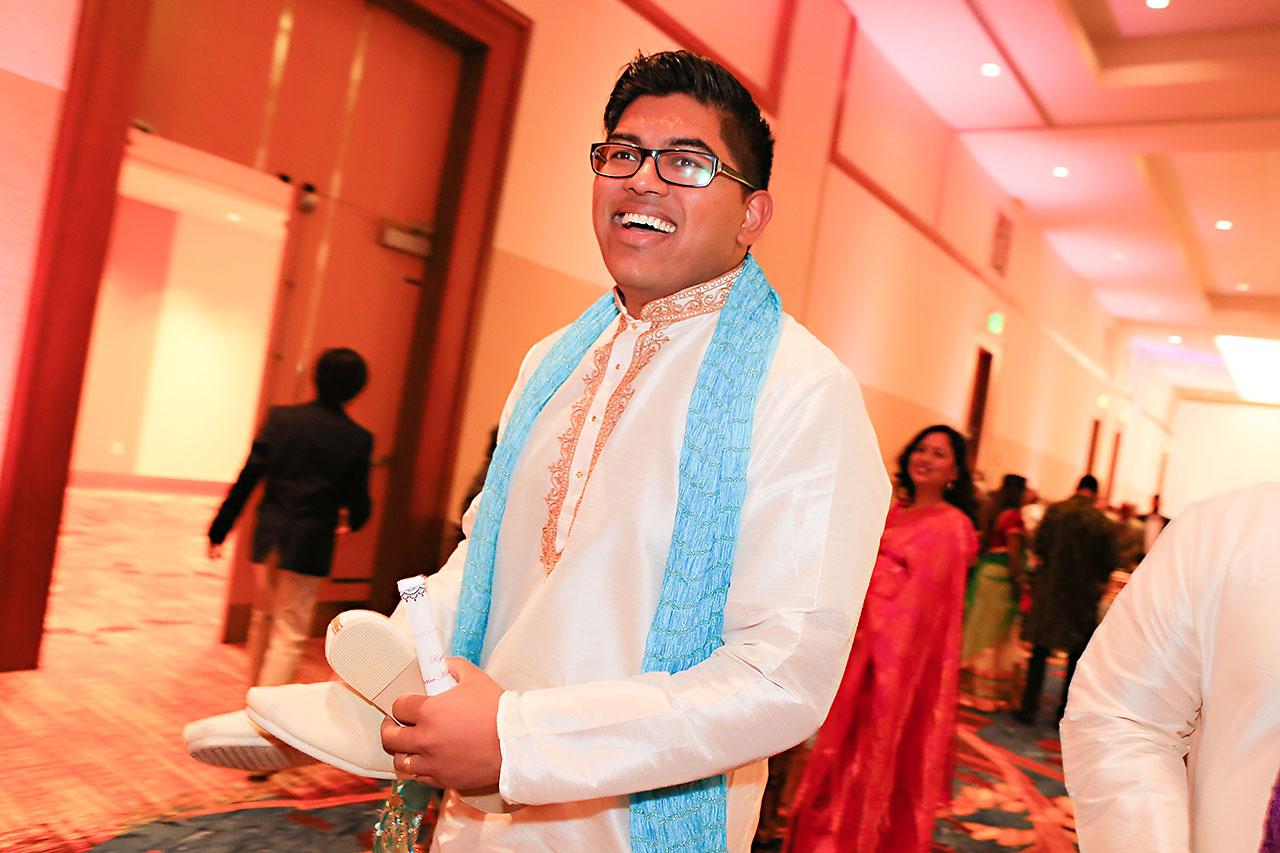 Rojita Chris Indianapolis Indian Wedding 269