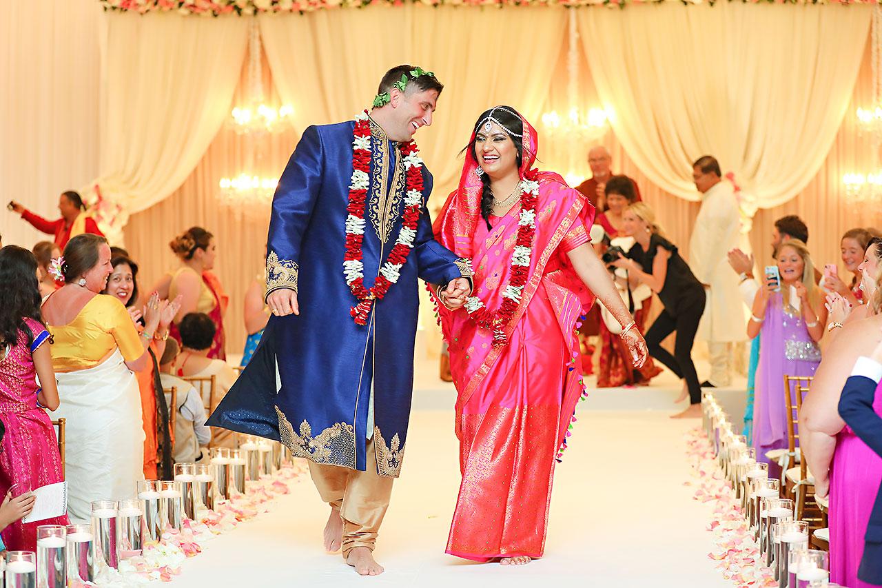 Rojita Chris Indianapolis Indian Wedding 267