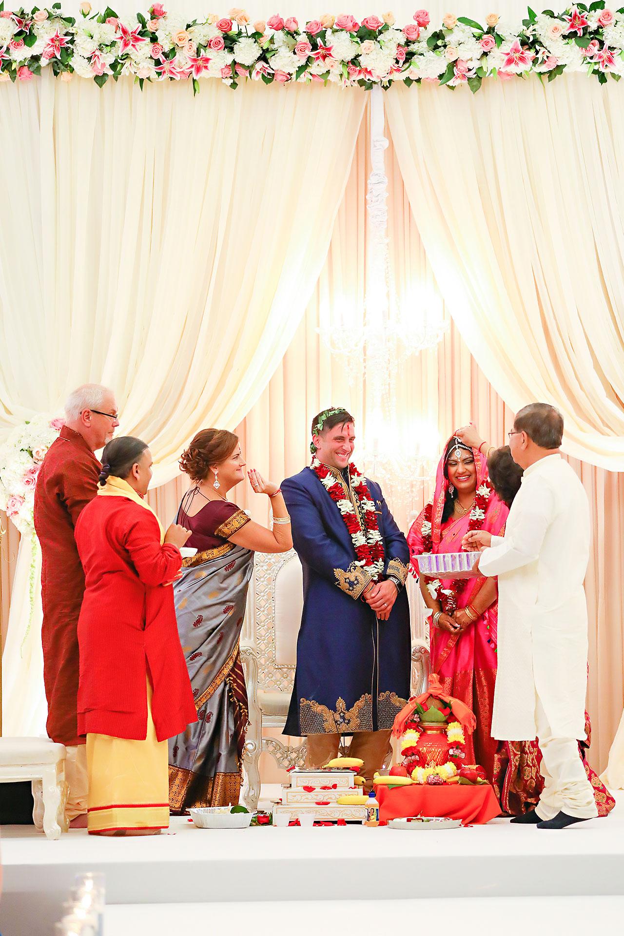Rojita Chris Indianapolis Indian Wedding 262