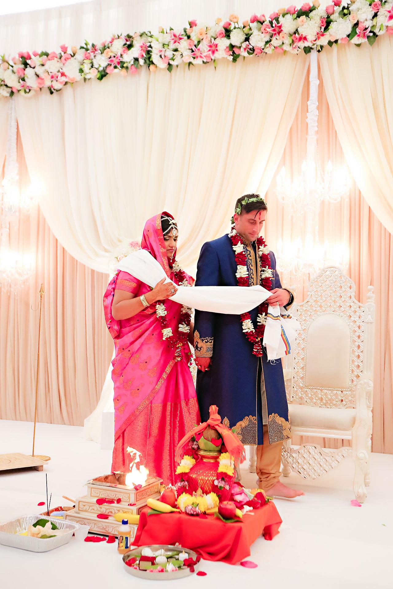 Rojita Chris Indianapolis Indian Wedding 259
