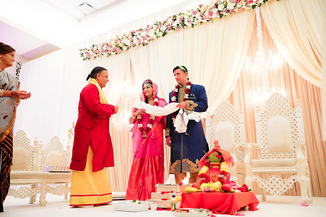 Rojita Chris Indianapolis Indian Wedding 260