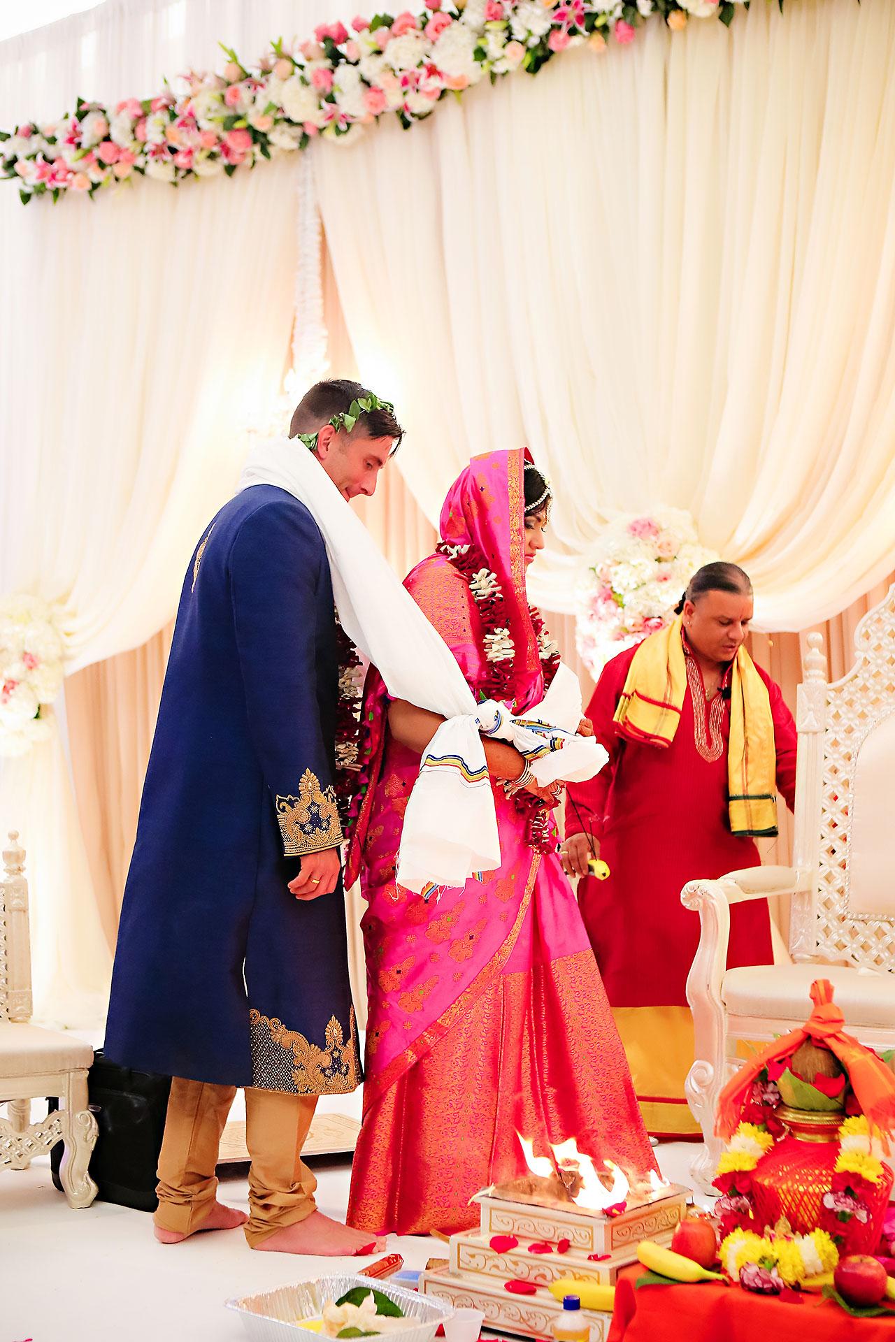 Rojita Chris Indianapolis Indian Wedding 257