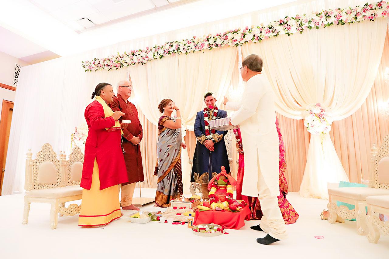 Rojita Chris Indianapolis Indian Wedding 254