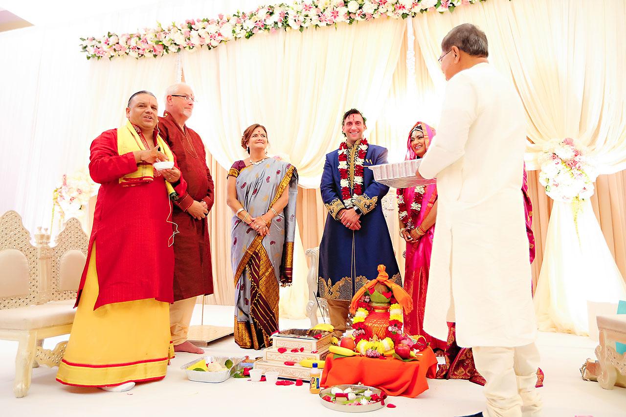 Rojita Chris Indianapolis Indian Wedding 255