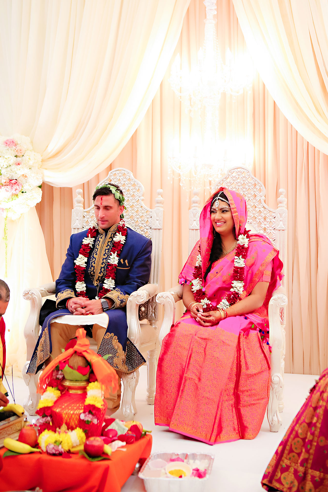 Rojita Chris Indianapolis Indian Wedding 251