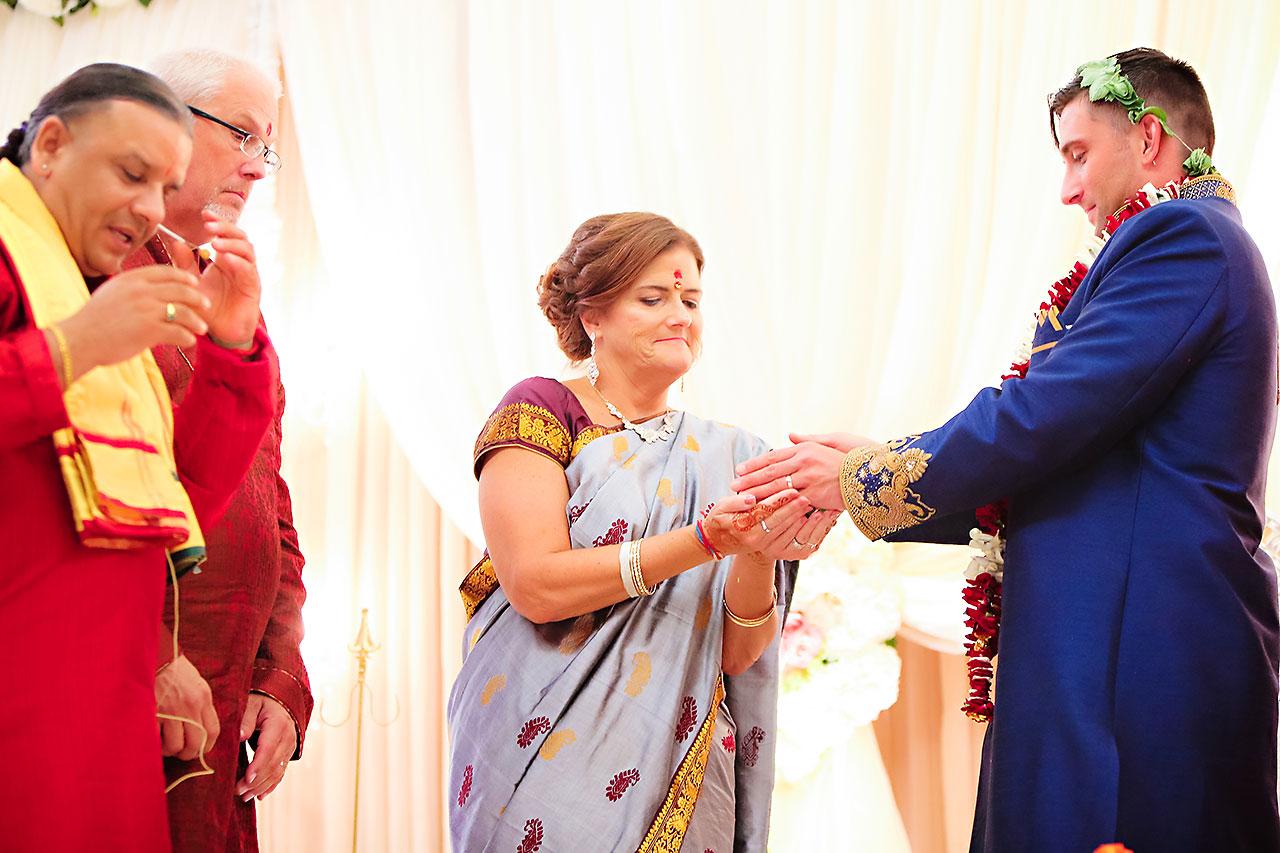Rojita Chris Indianapolis Indian Wedding 249