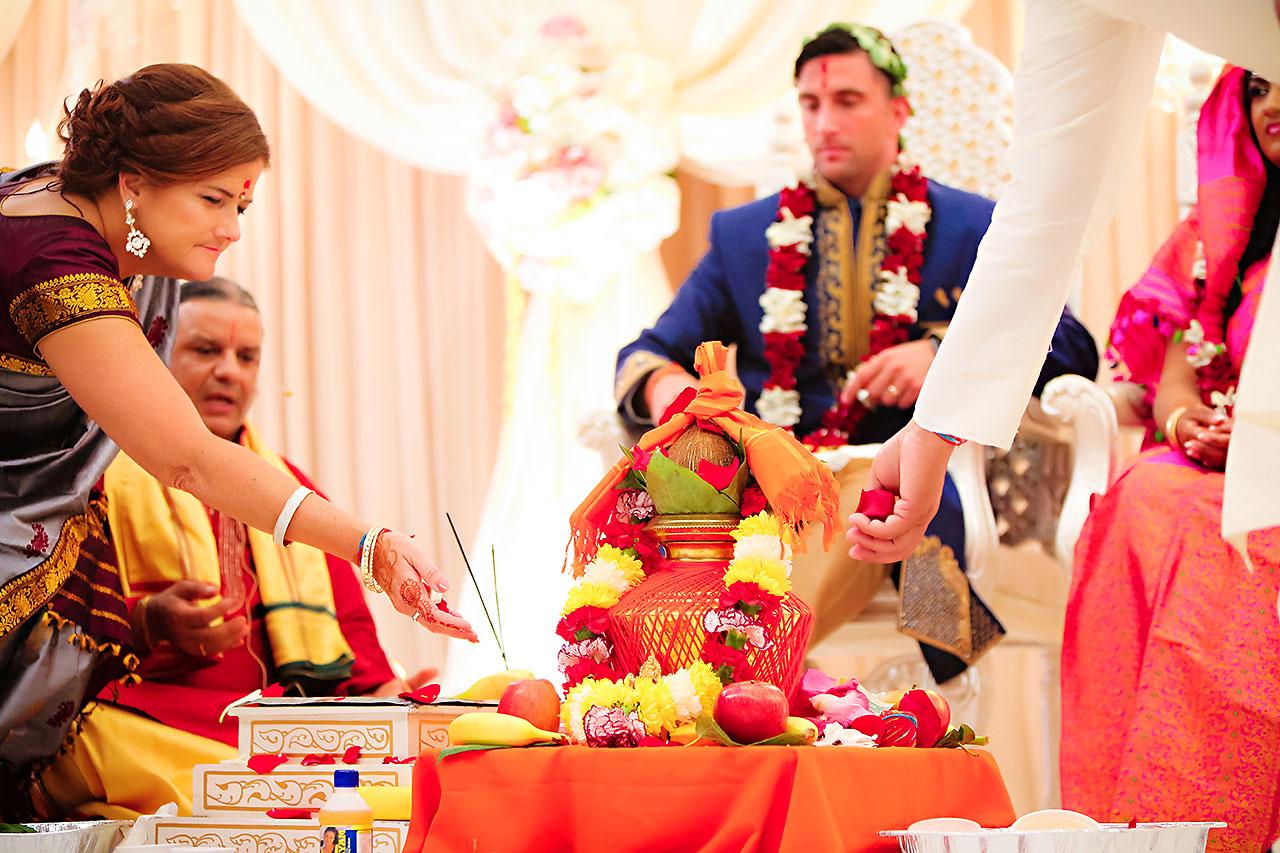 Rojita Chris Indianapolis Indian Wedding 247