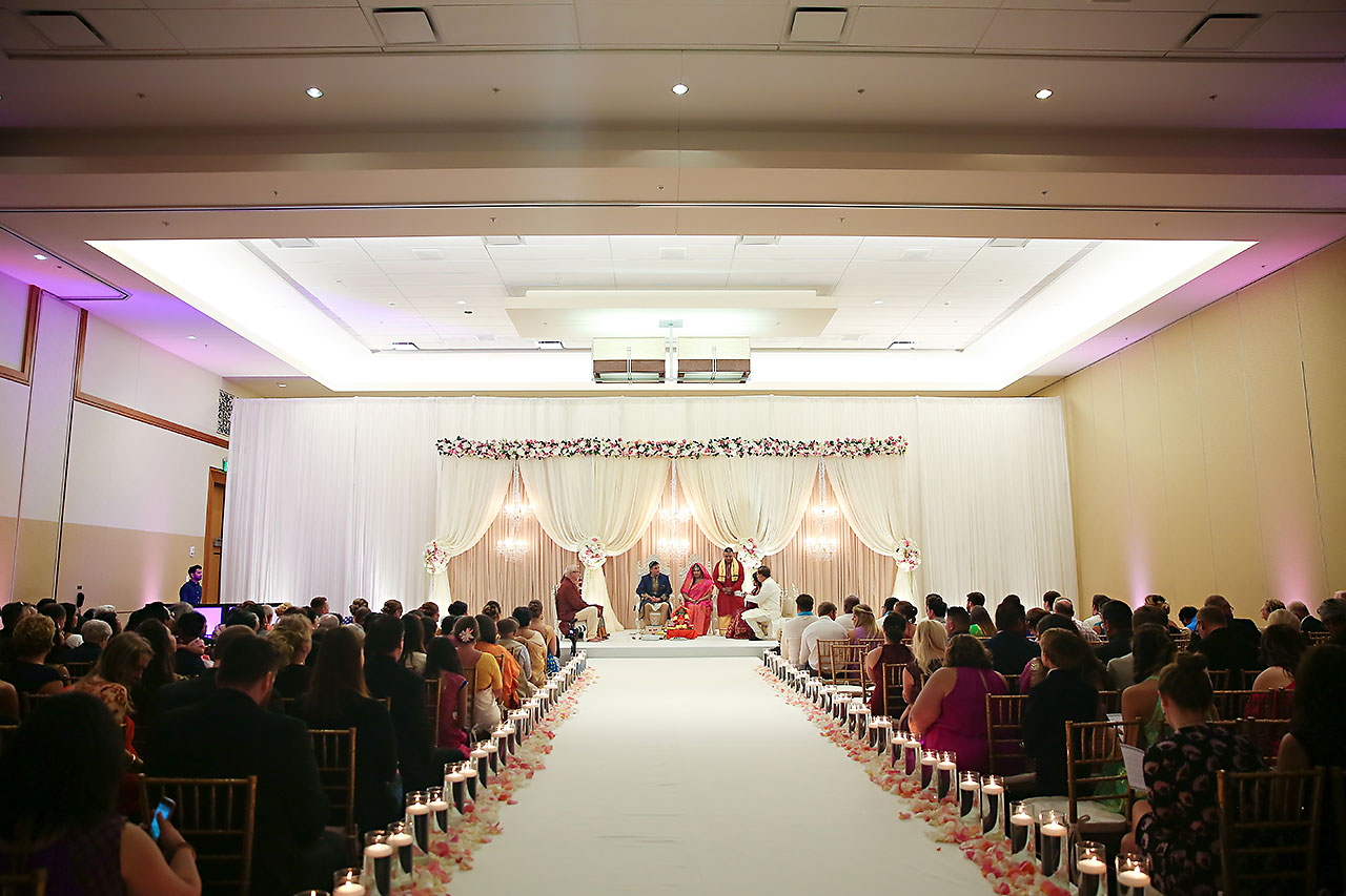 Rojita Chris Indianapolis Indian Wedding 248