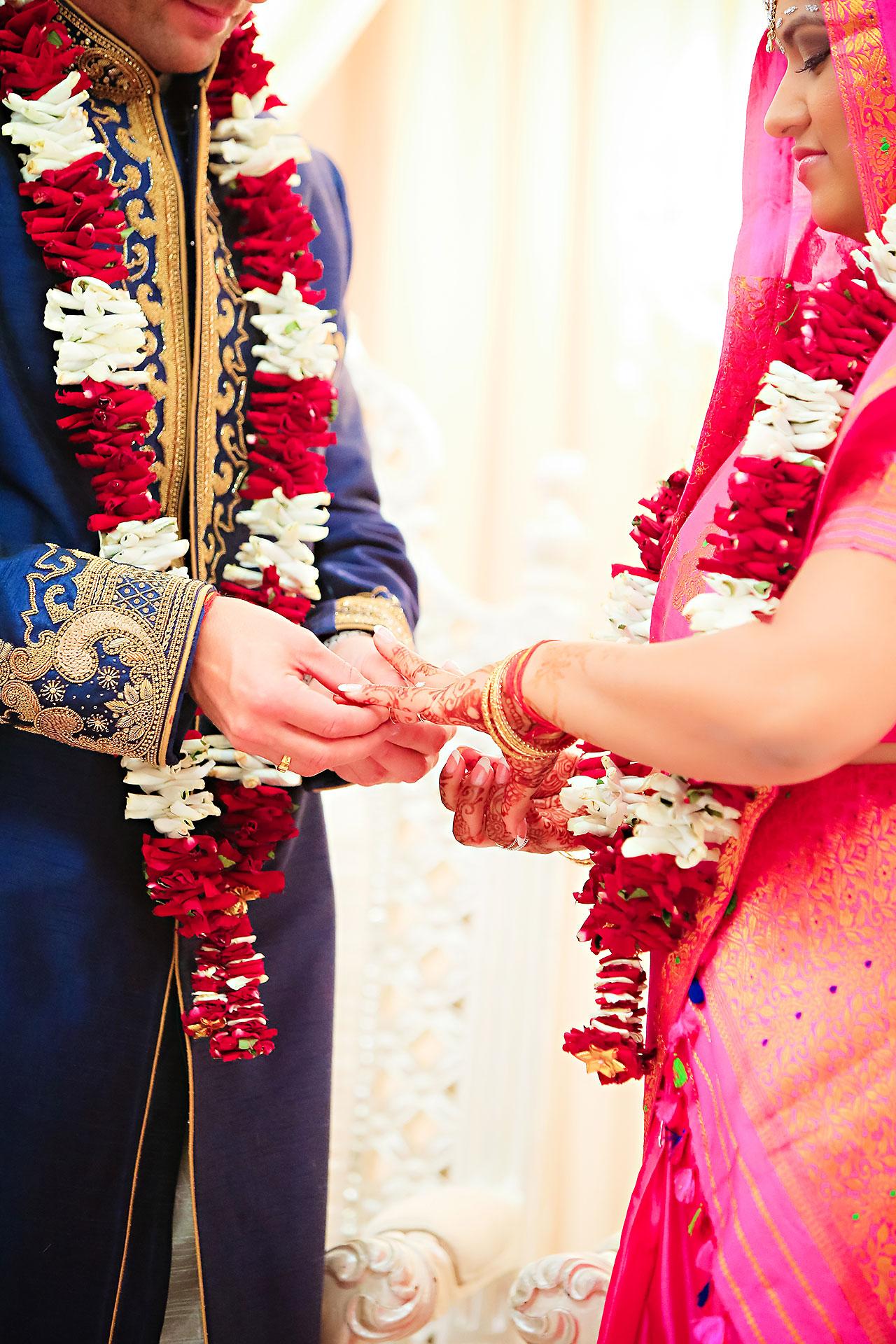 Rojita Chris Indianapolis Indian Wedding 244