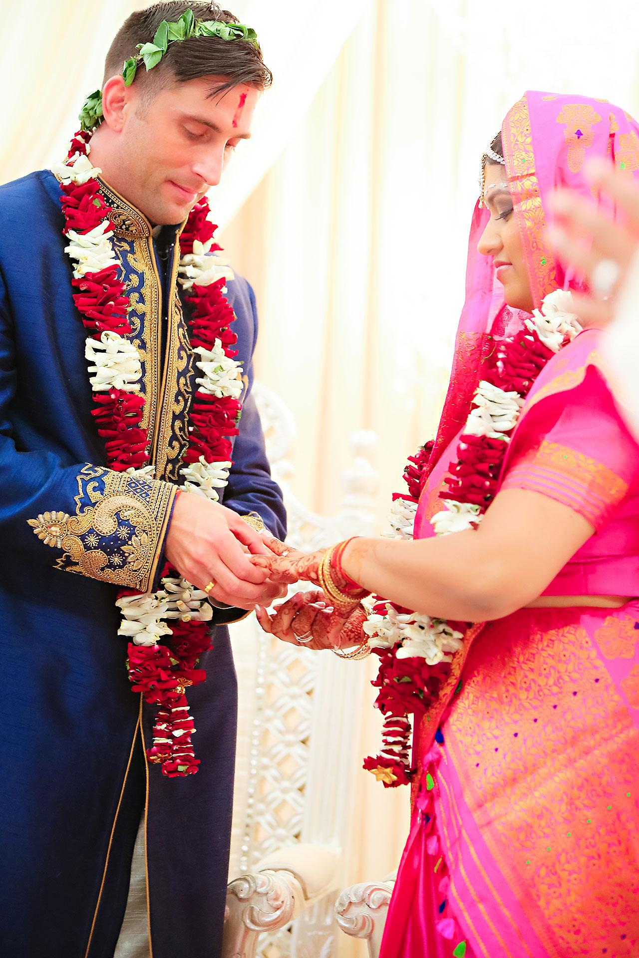 Rojita Chris Indianapolis Indian Wedding 245