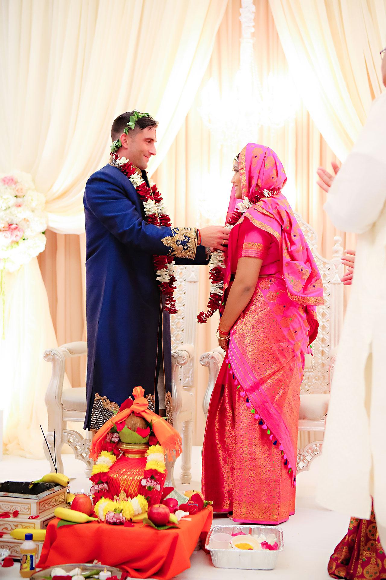 Rojita Chris Indianapolis Indian Wedding 242