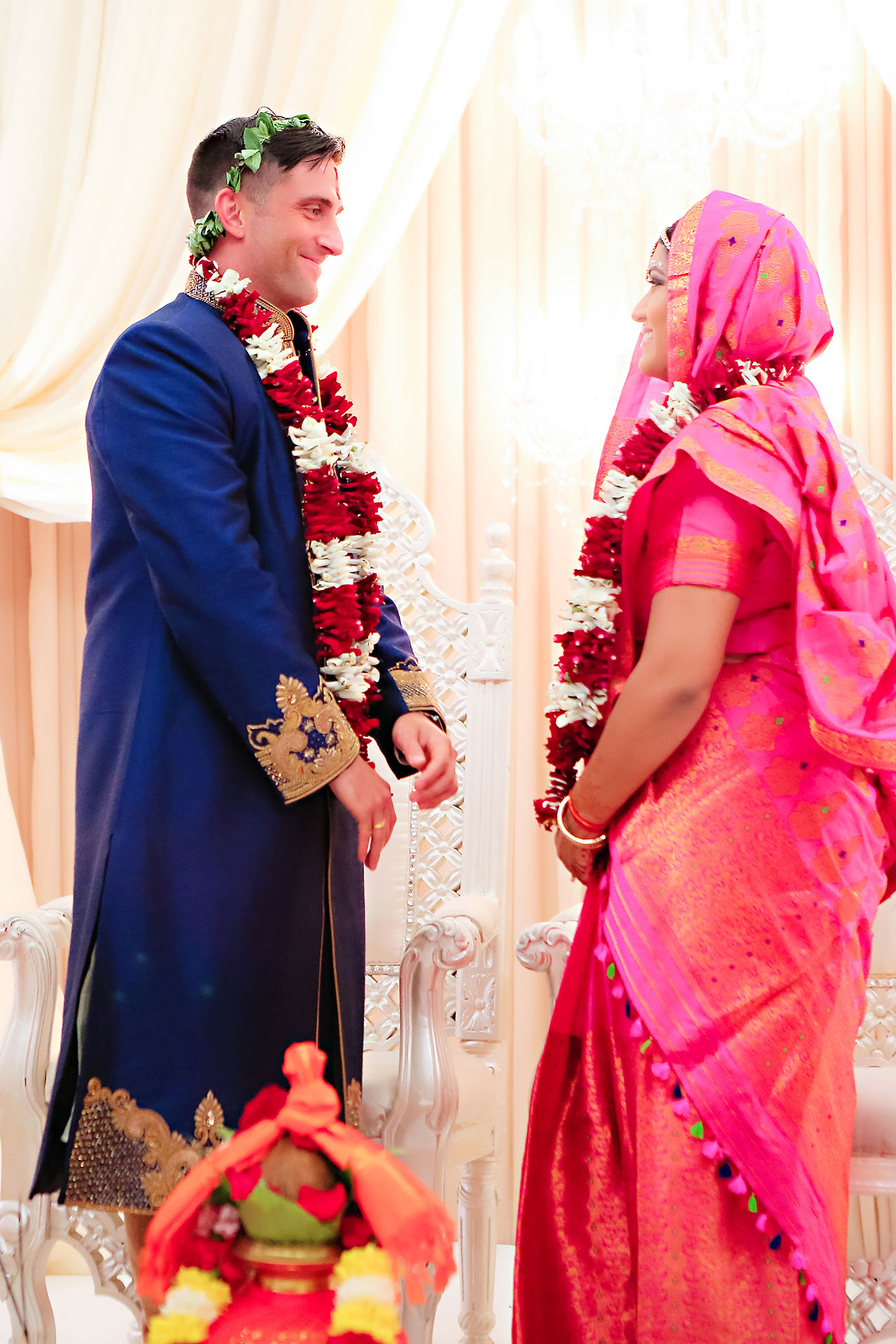 Rojita Chris Indianapolis Indian Wedding 243