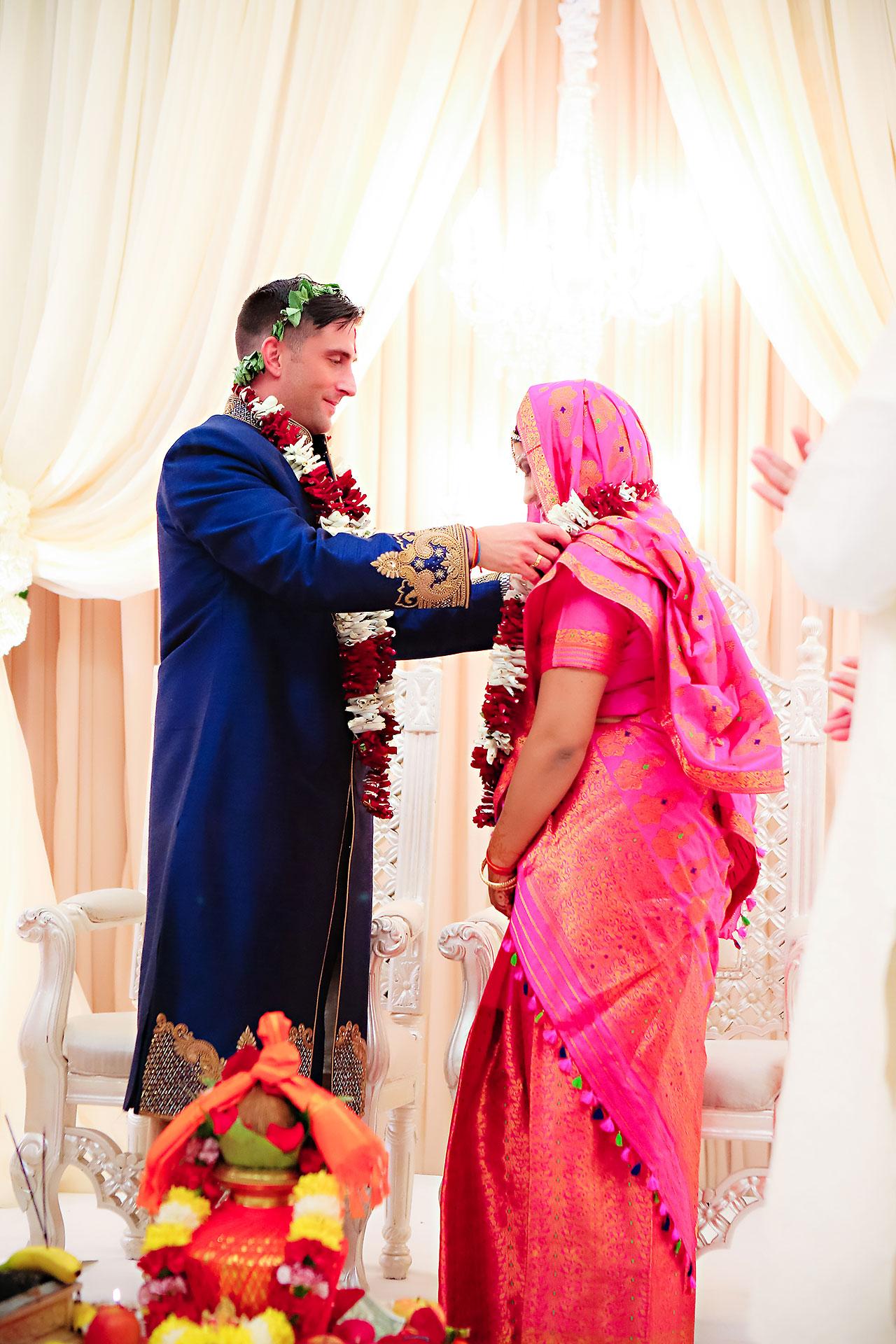 Rojita Chris Indianapolis Indian Wedding 240