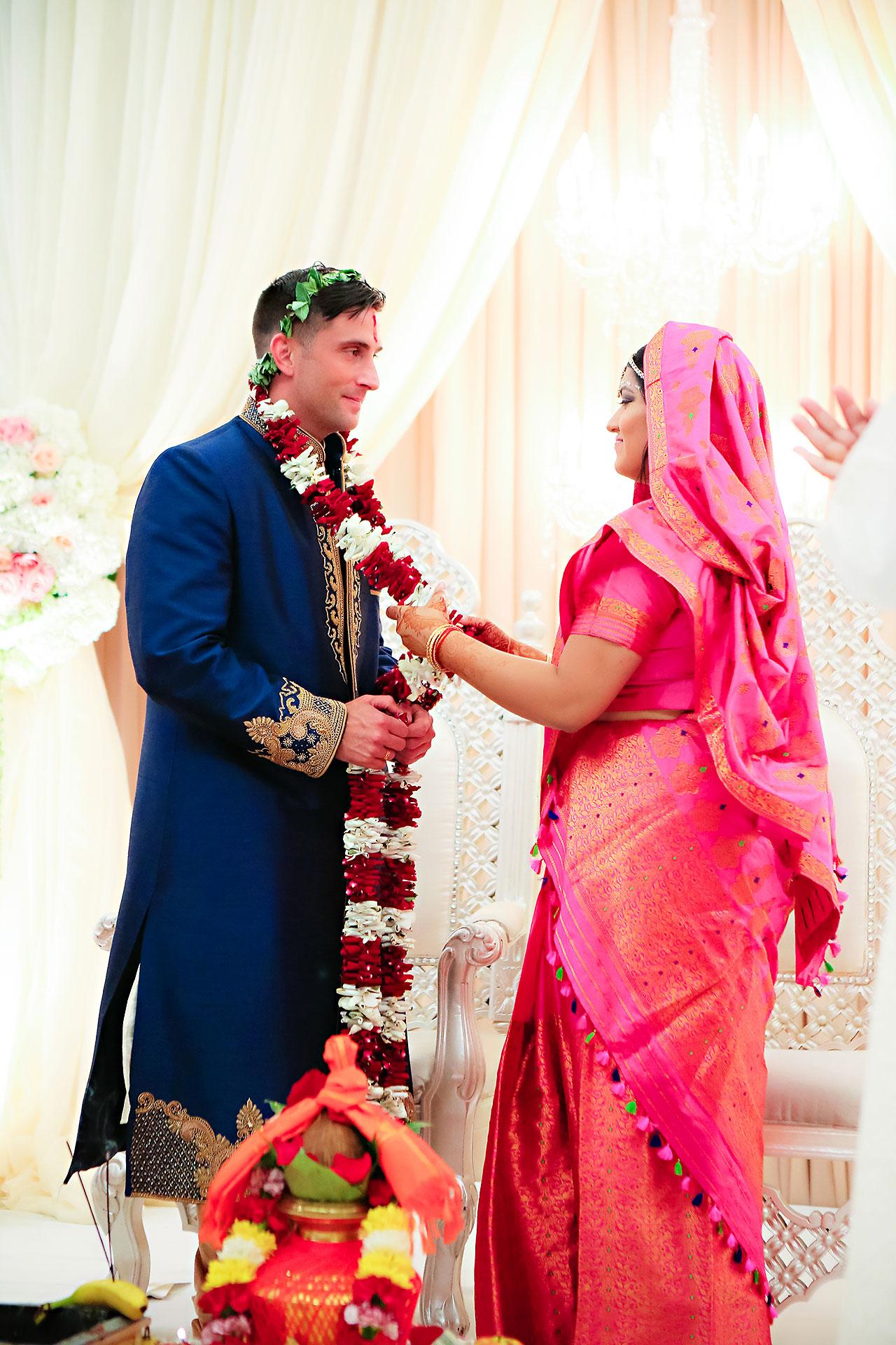 Rojita Chris Indianapolis Indian Wedding 238