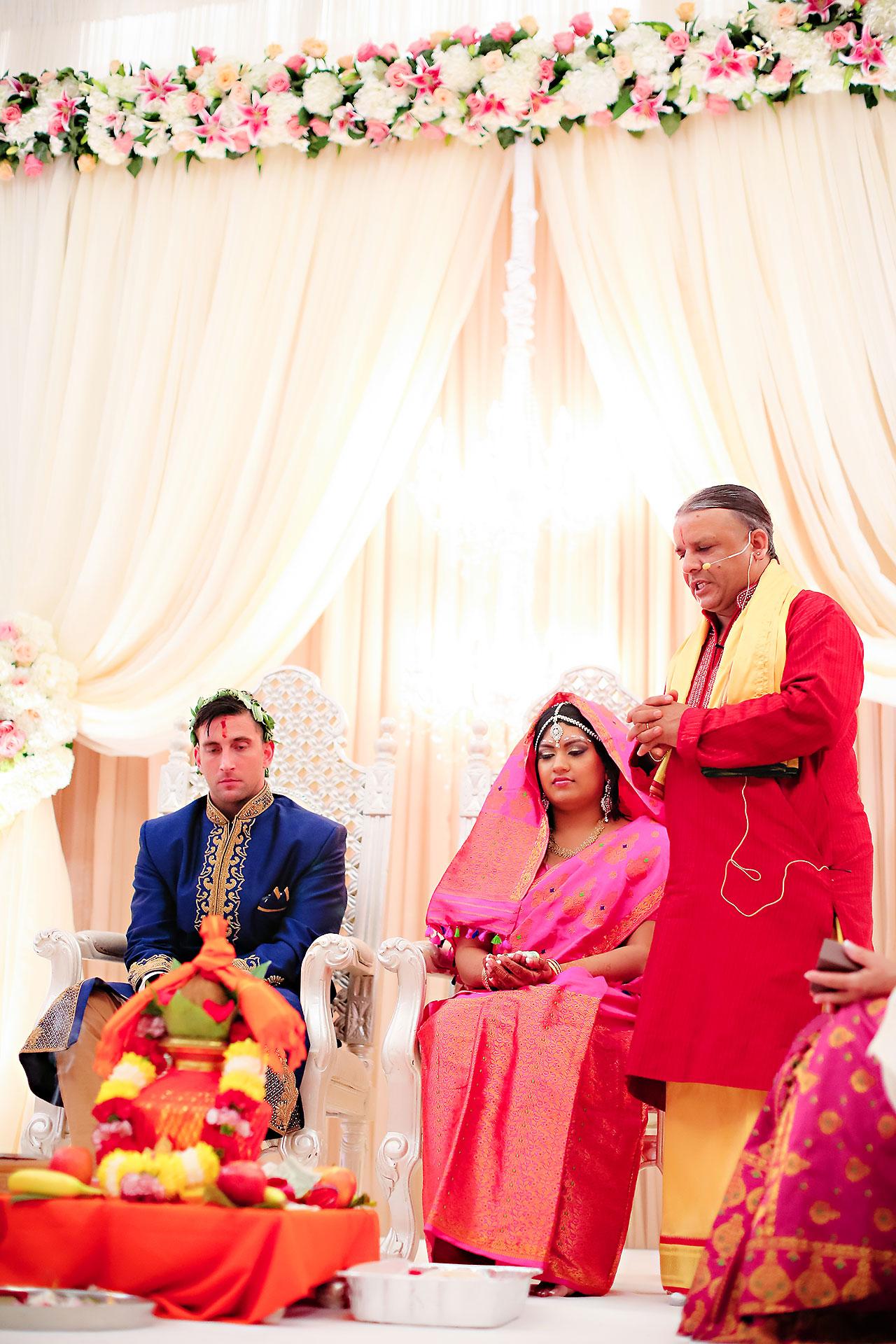 Rojita Chris Indianapolis Indian Wedding 230