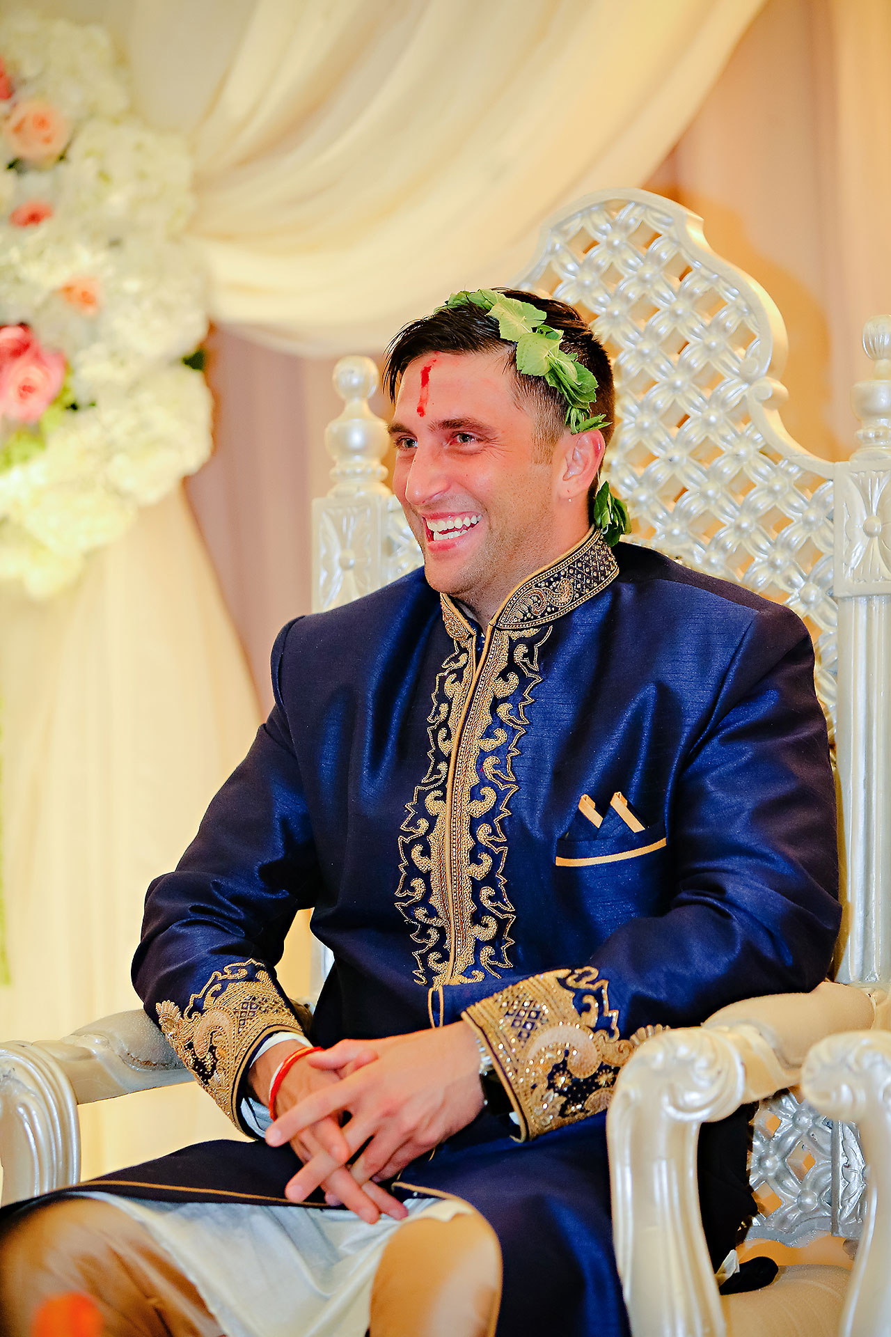 Rojita Chris Indianapolis Indian Wedding 223