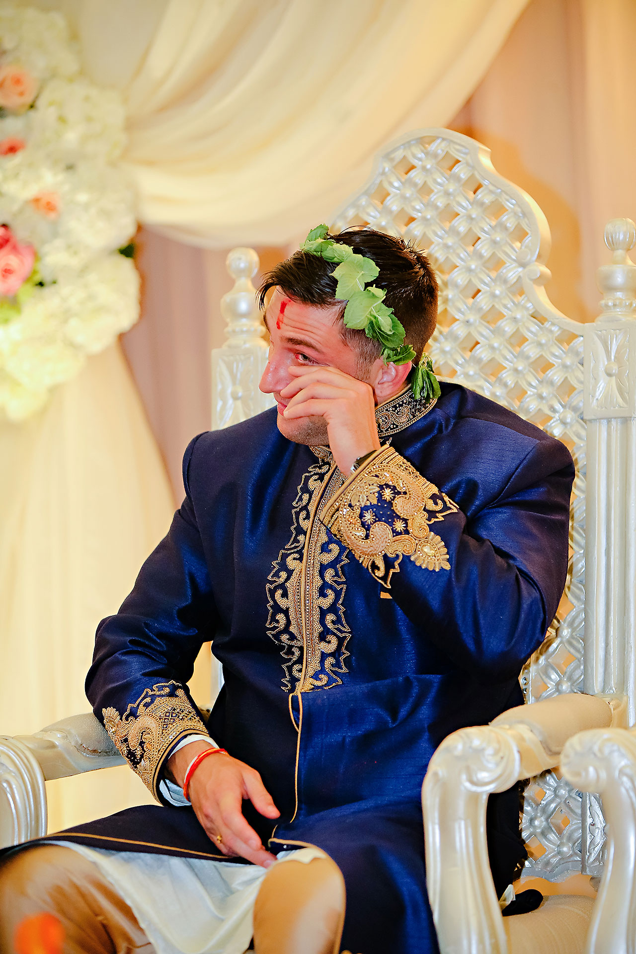 Rojita Chris Indianapolis Indian Wedding 224