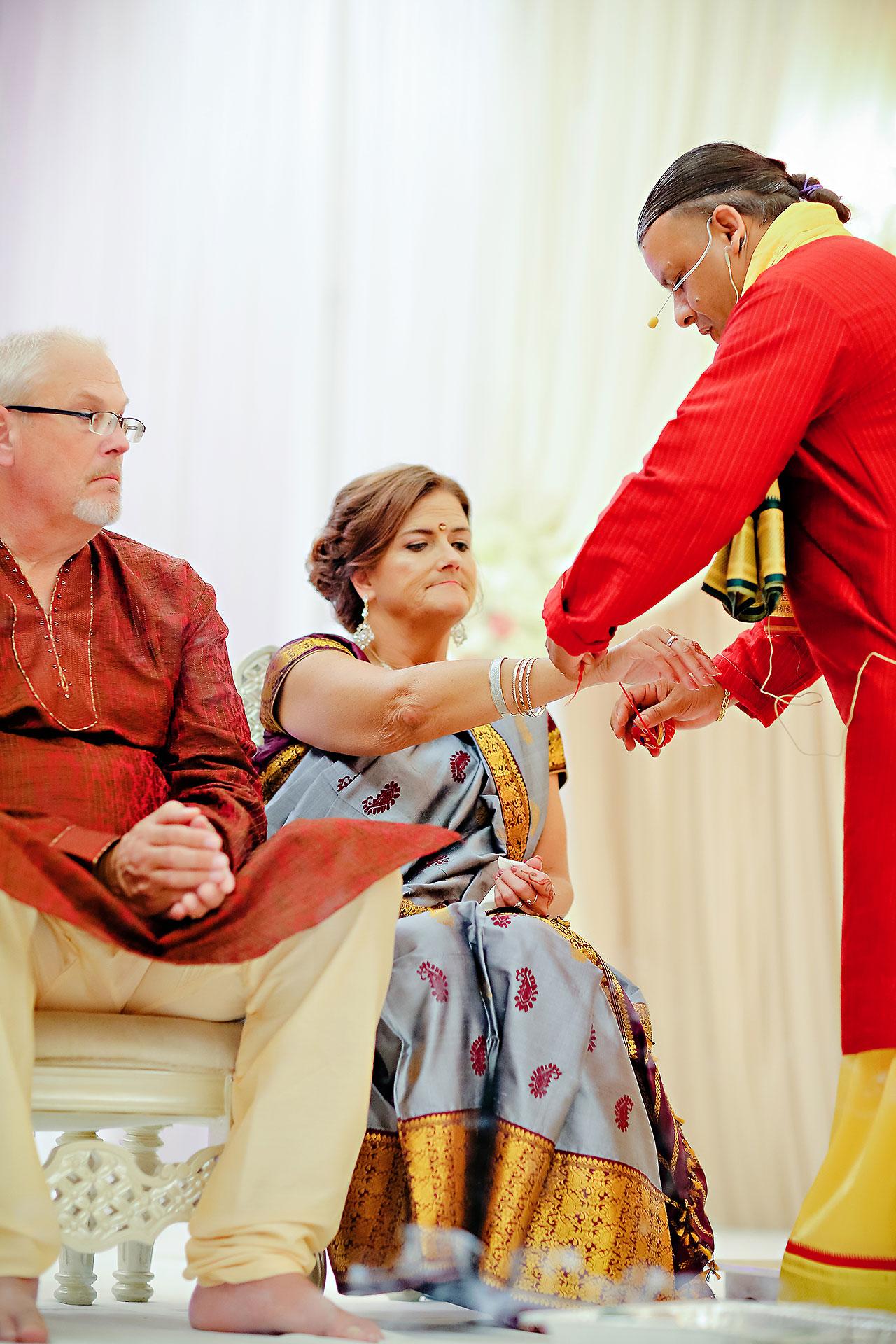 Rojita Chris Indianapolis Indian Wedding 218