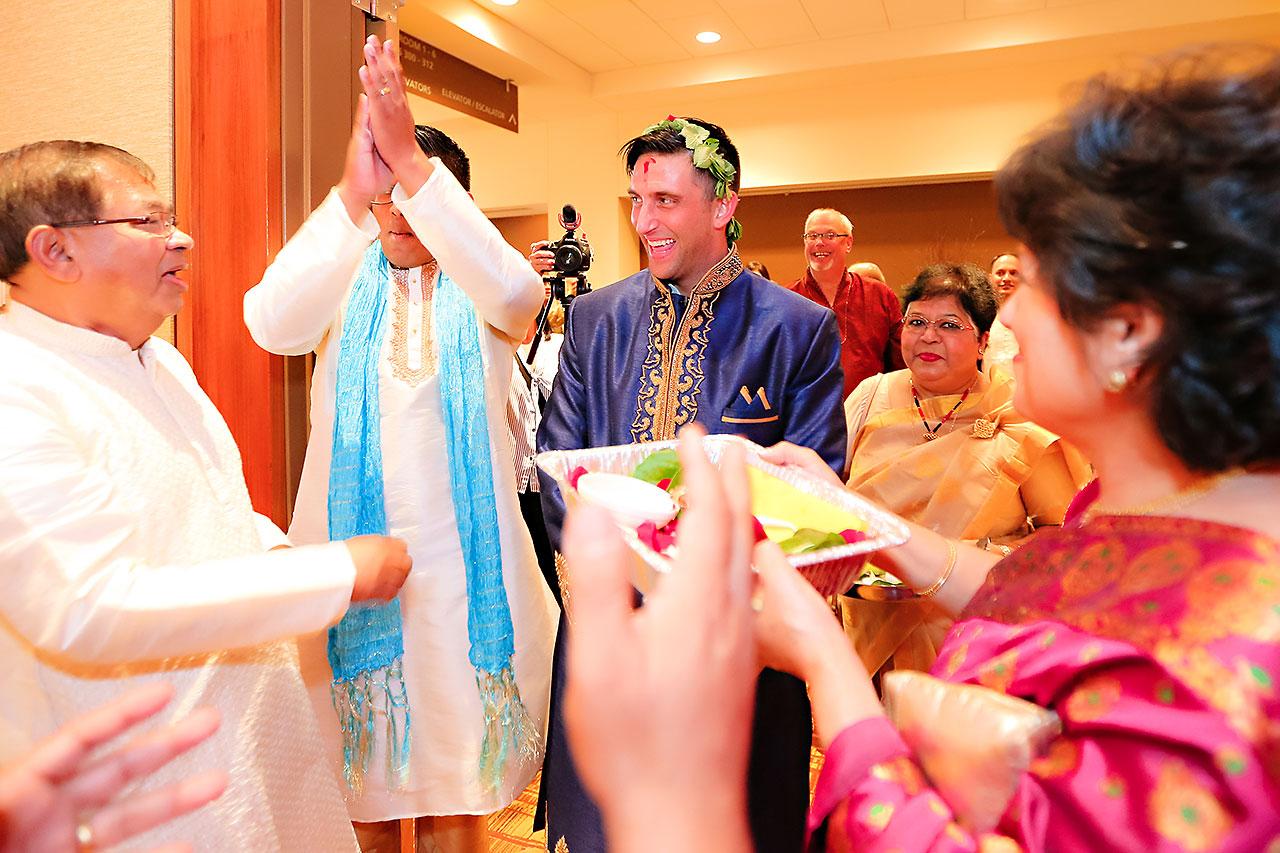 Rojita Chris Indianapolis Indian Wedding 208