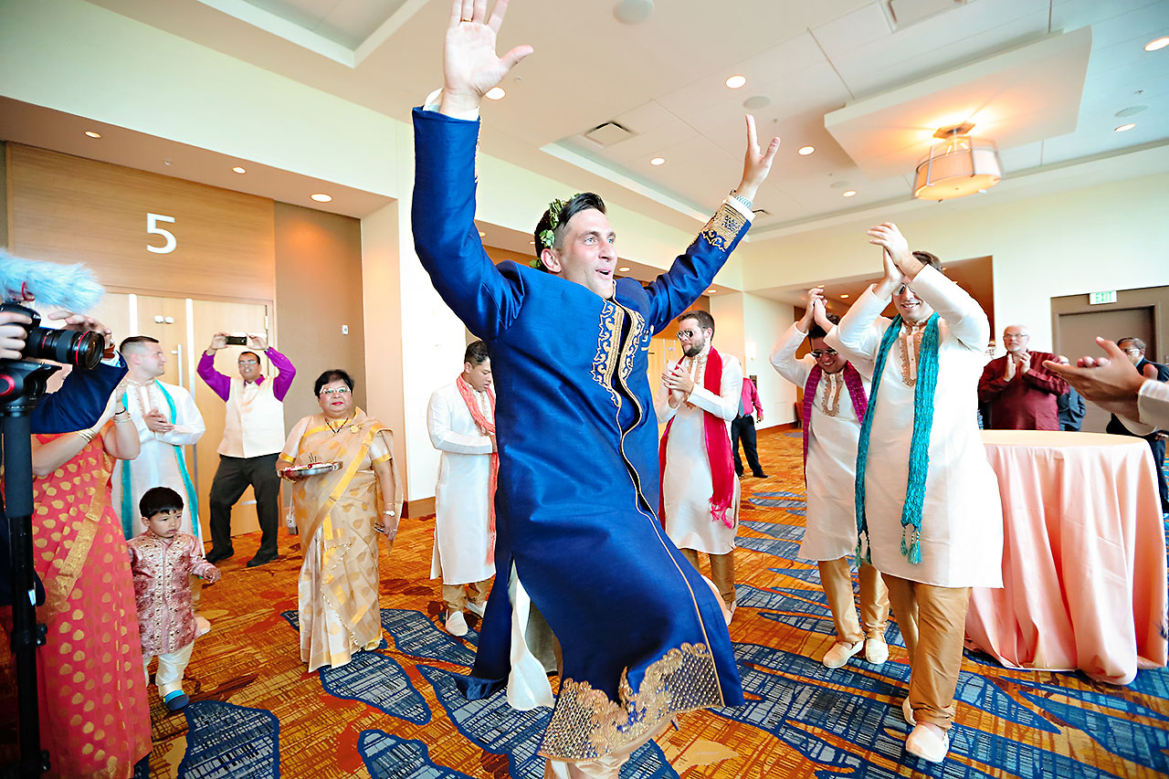 Rojita Chris Indianapolis Indian Wedding 182
