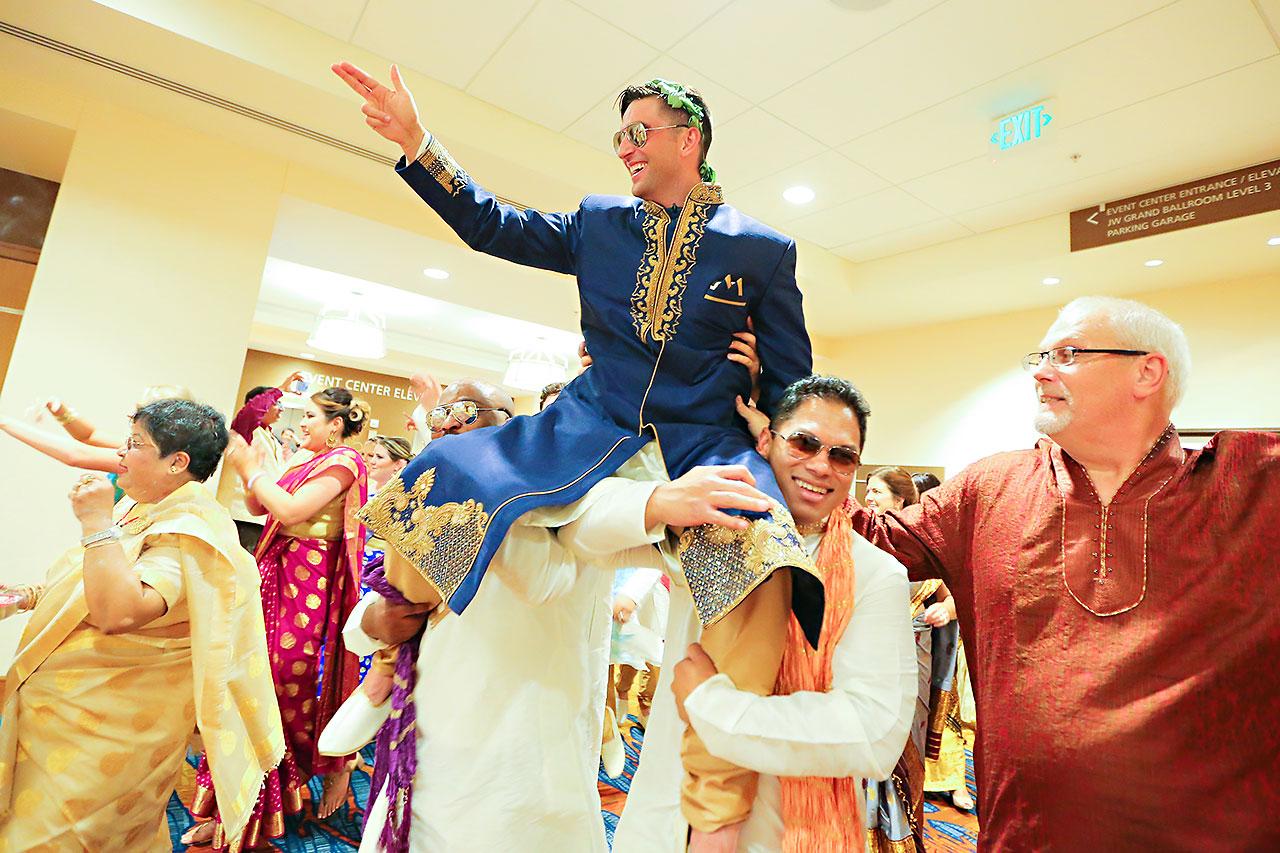 Rojita Chris Indianapolis Indian Wedding 175