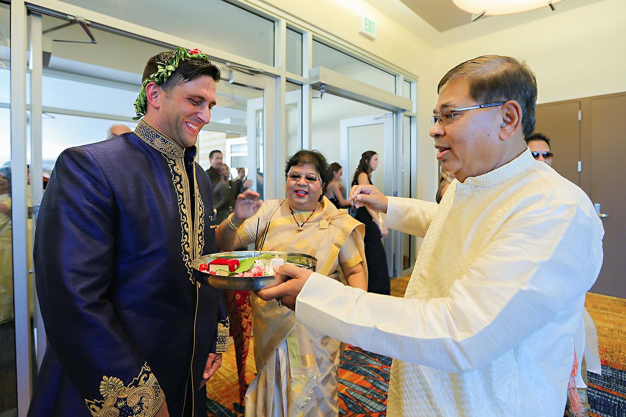 Rojita Chris Indianapolis Indian Wedding 173