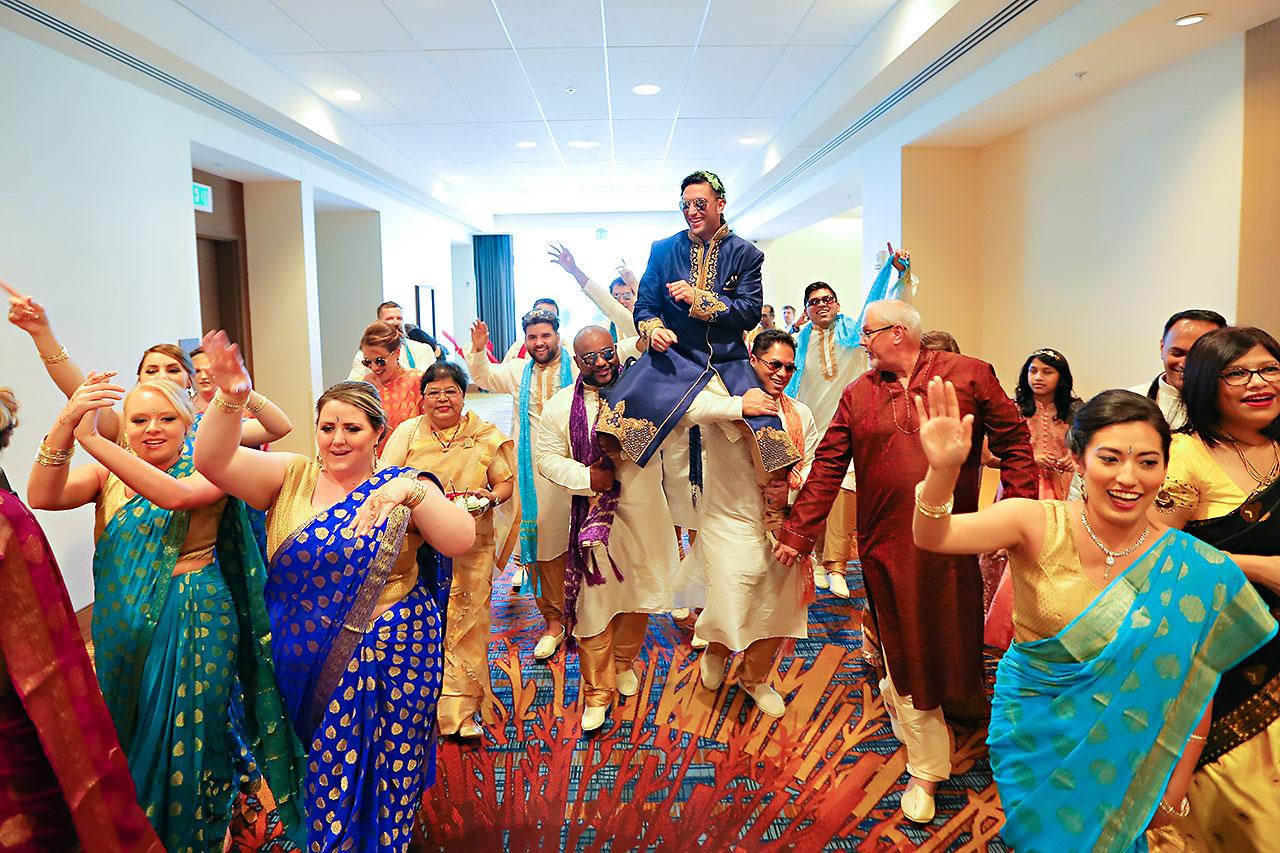Rojita Chris Indianapolis Indian Wedding 174