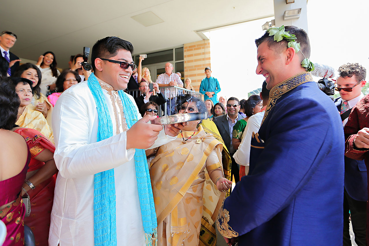Rojita Chris Indianapolis Indian Wedding 168