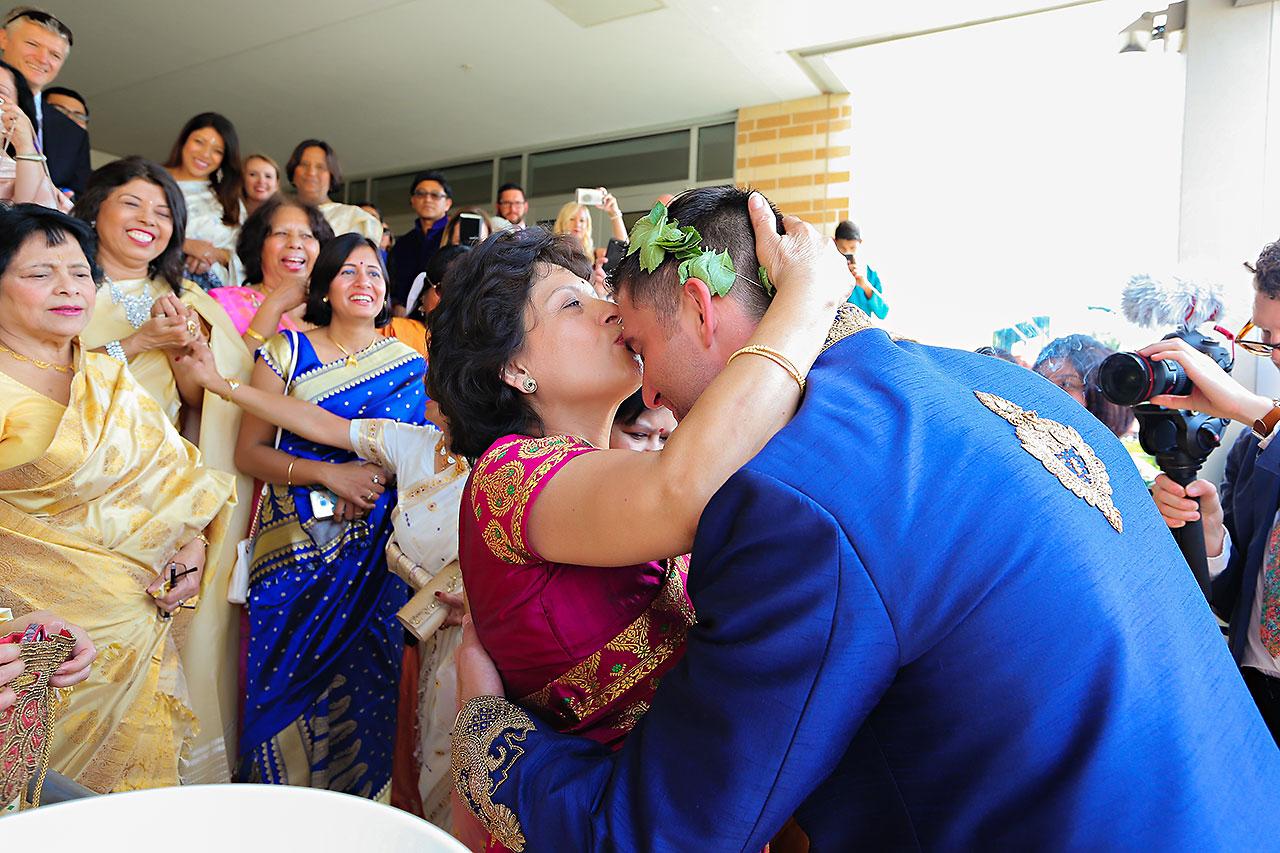 Rojita Chris Indianapolis Indian Wedding 164