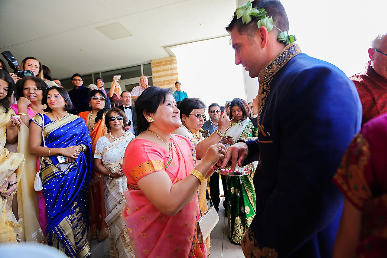 Rojita Chris Indianapolis Indian Wedding 165