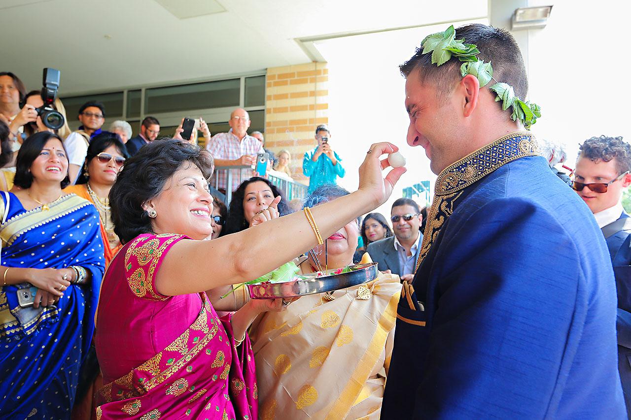 Rojita Chris Indianapolis Indian Wedding 162