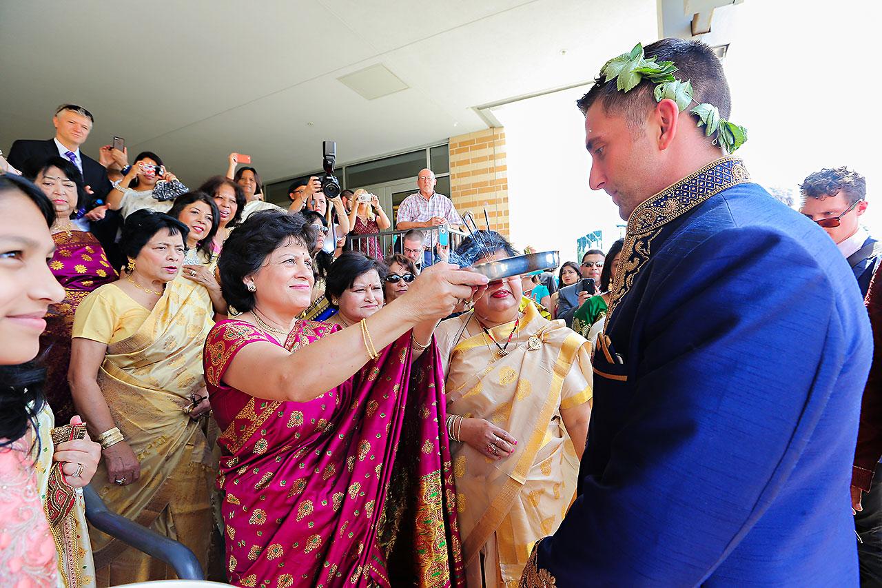 Rojita Chris Indianapolis Indian Wedding 158