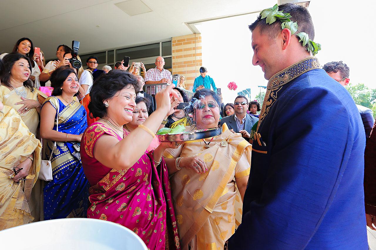 Rojita Chris Indianapolis Indian Wedding 159