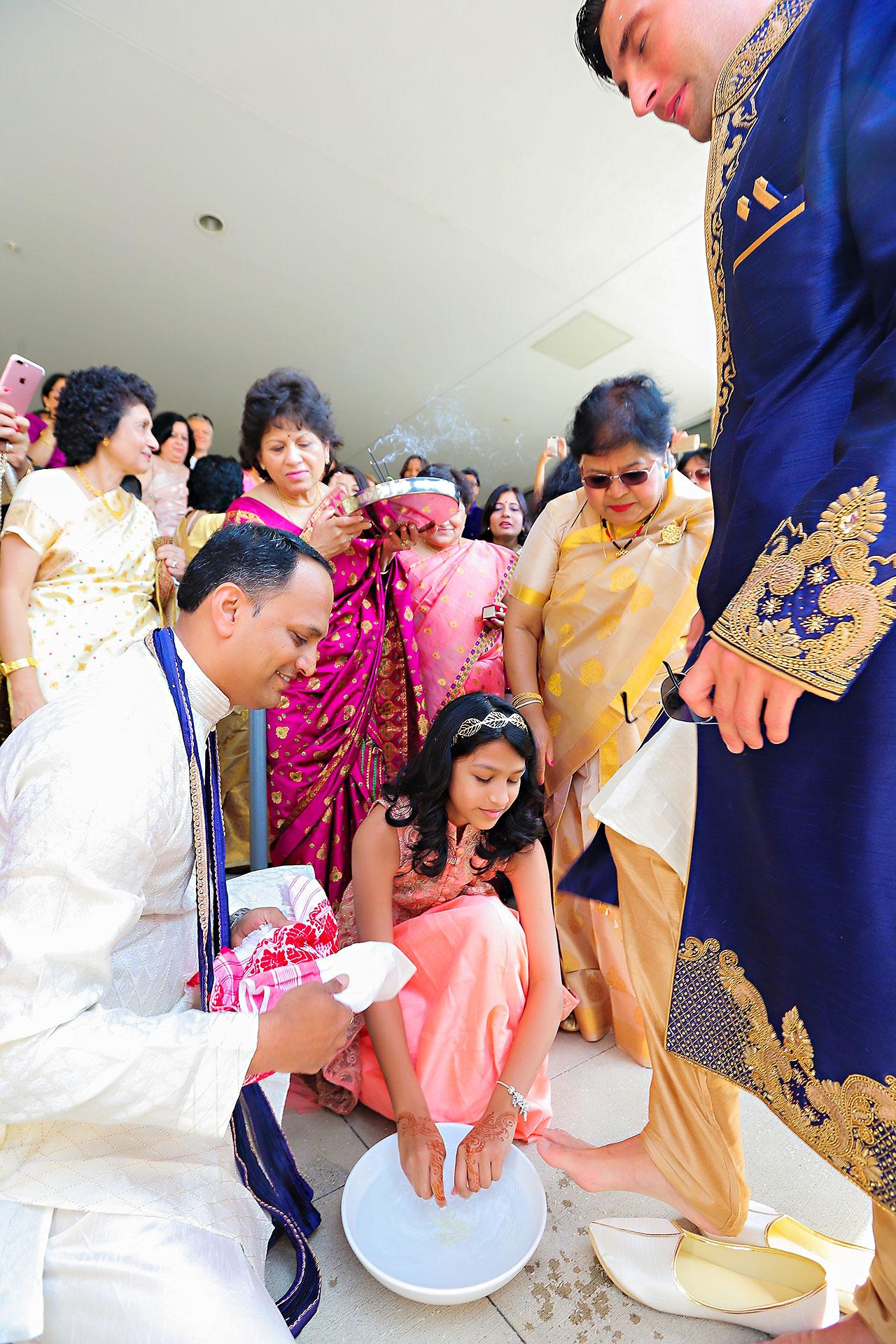 Rojita Chris Indianapolis Indian Wedding 156