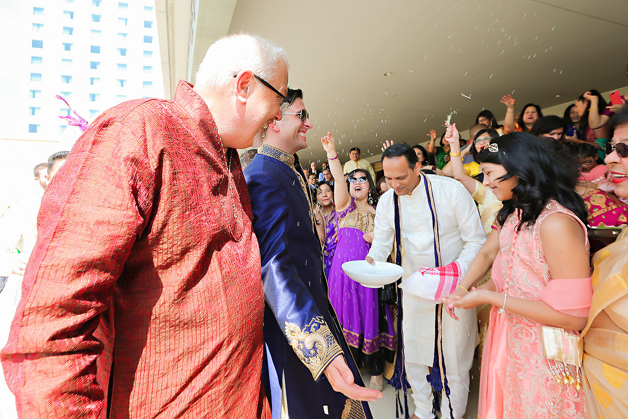 Rojita Chris Indianapolis Indian Wedding 155