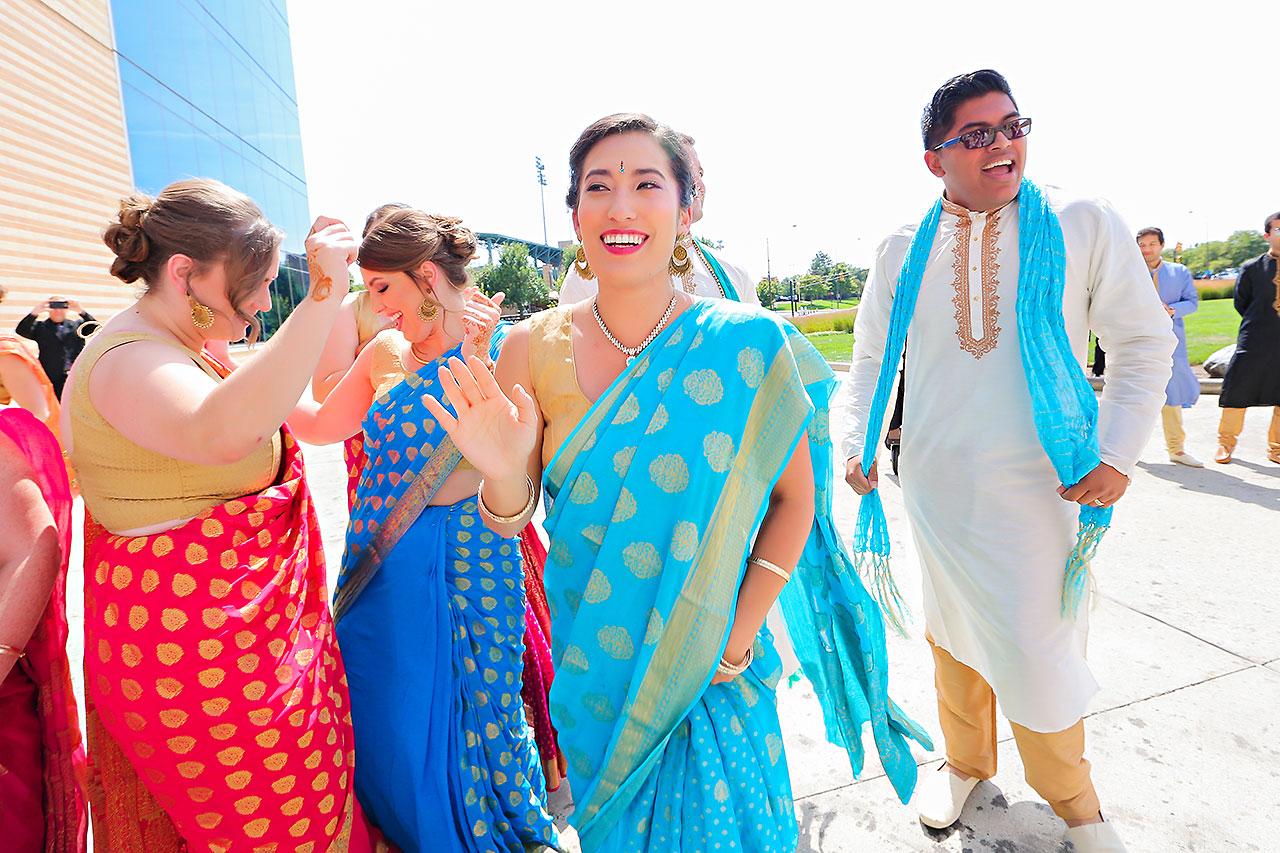 Rojita Chris Indianapolis Indian Wedding 144