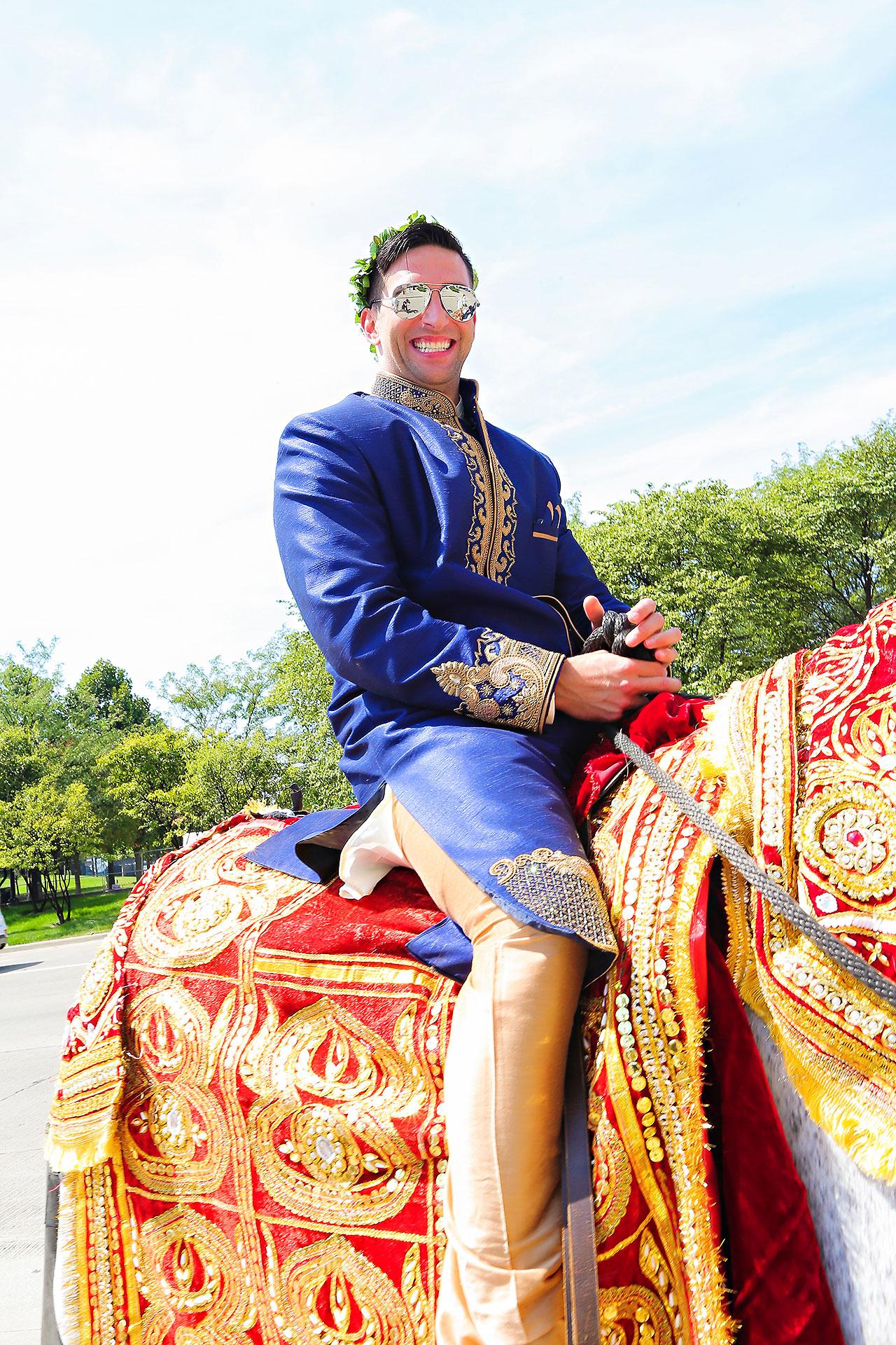 Rojita Chris Indianapolis Indian Wedding 124
