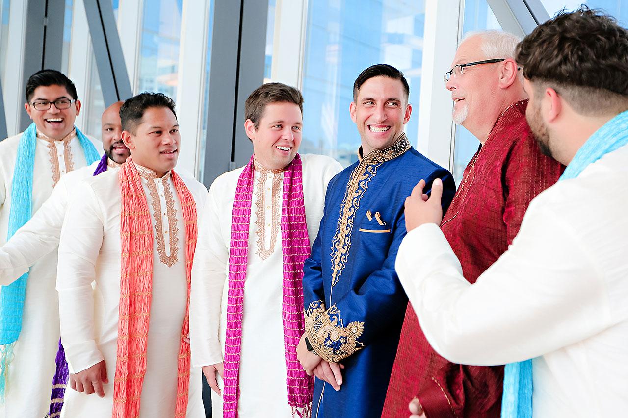 Rojita Chris Indianapolis Indian Wedding 121