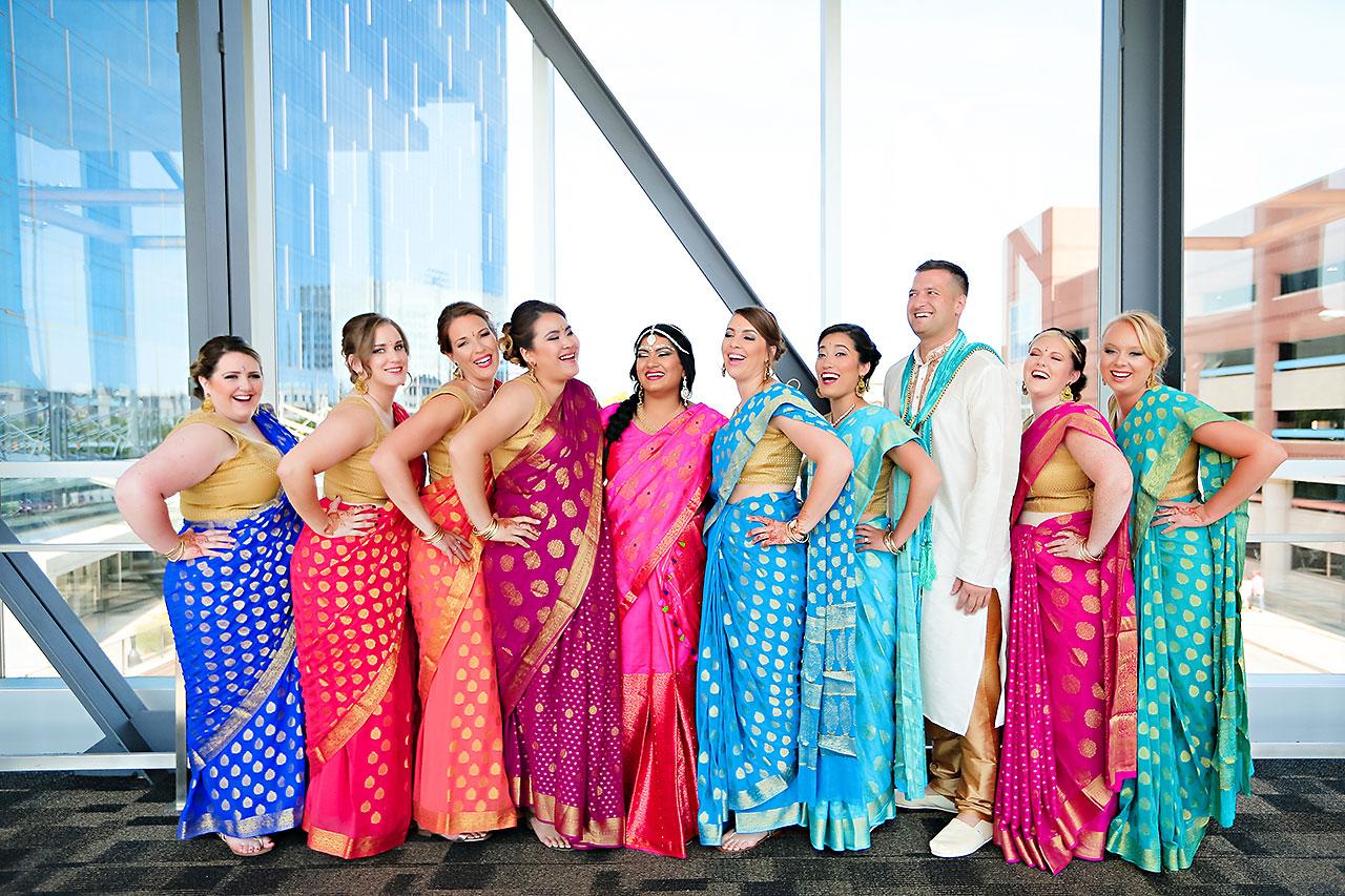 Rojita Chris Indianapolis Indian Wedding 116