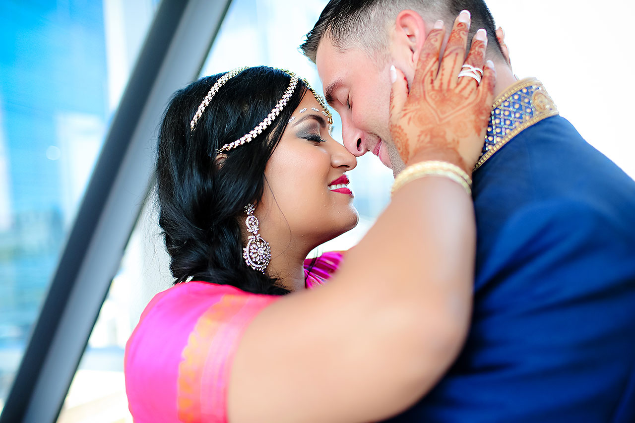 Rojita Chris Indianapolis Indian Wedding 117