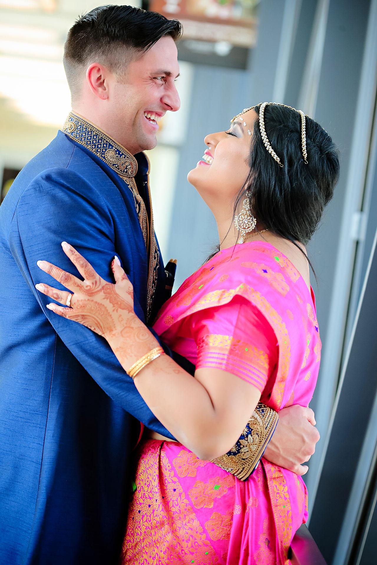 Rojita Chris Indianapolis Indian Wedding 105