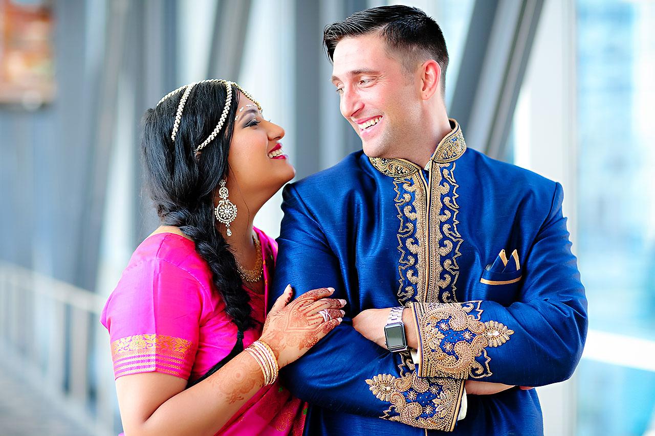 Rojita Chris Indianapolis Indian Wedding 103