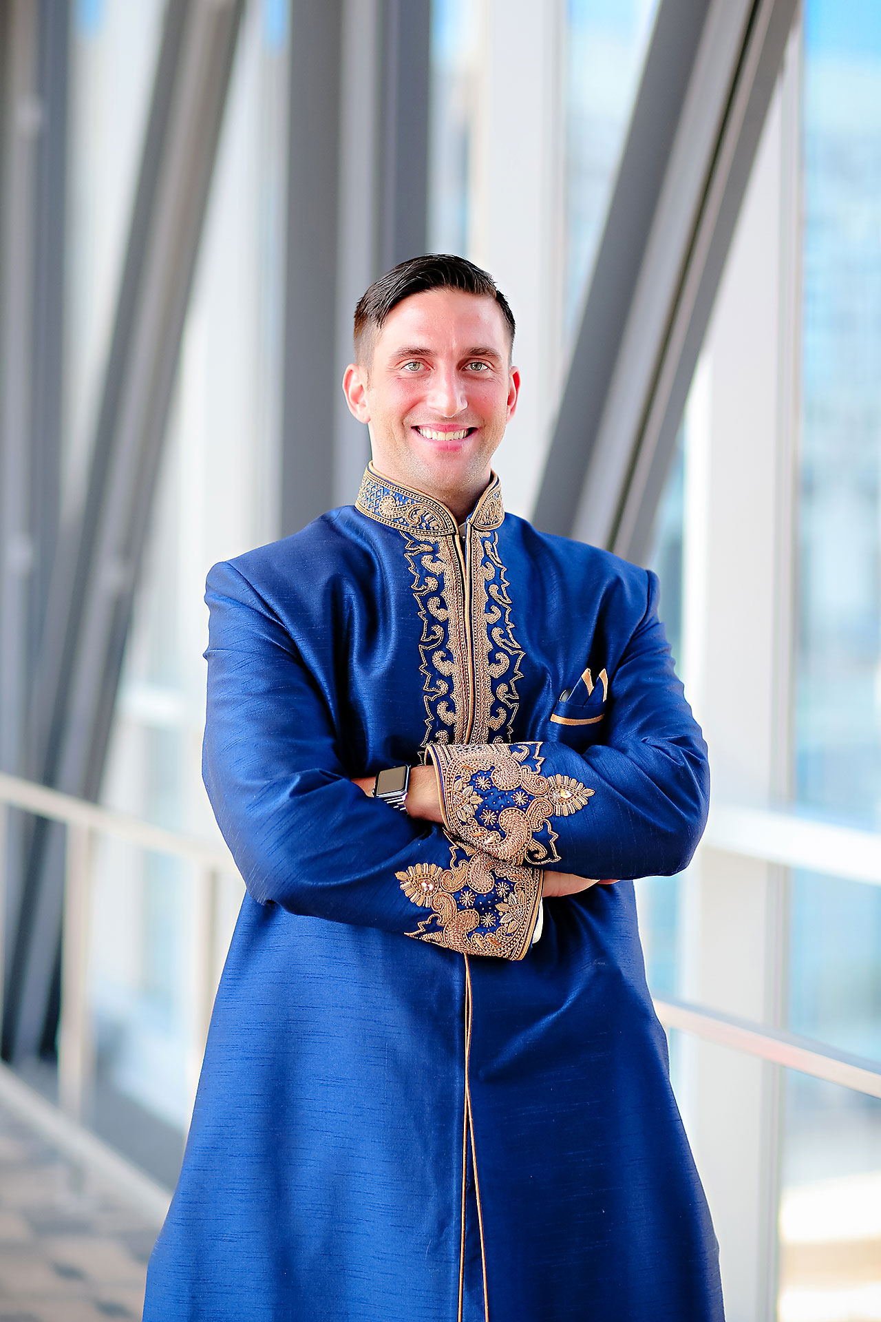 Rojita Chris Indianapolis Indian Wedding 095