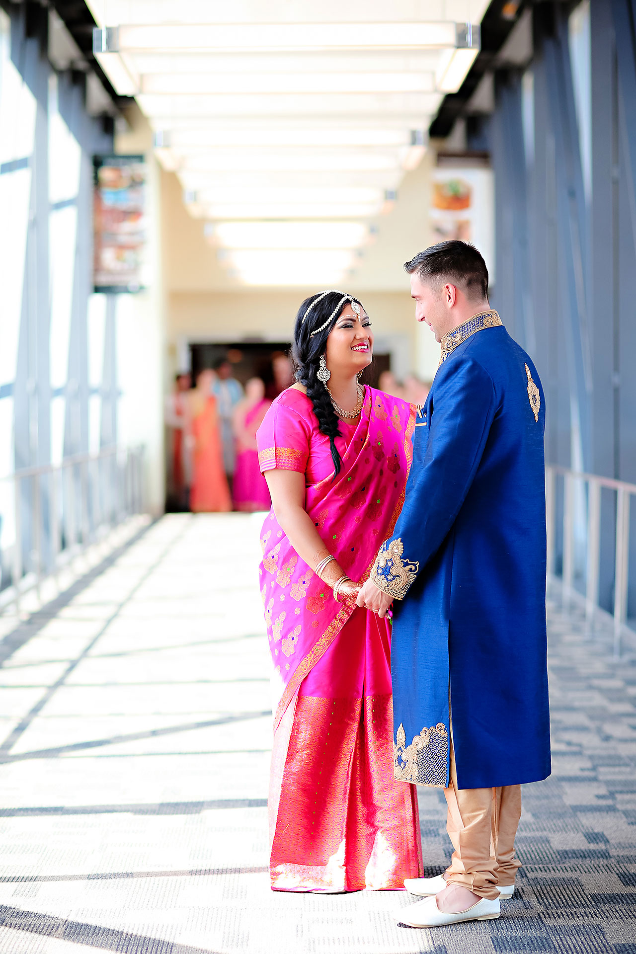 Rojita Chris Indianapolis Indian Wedding 068