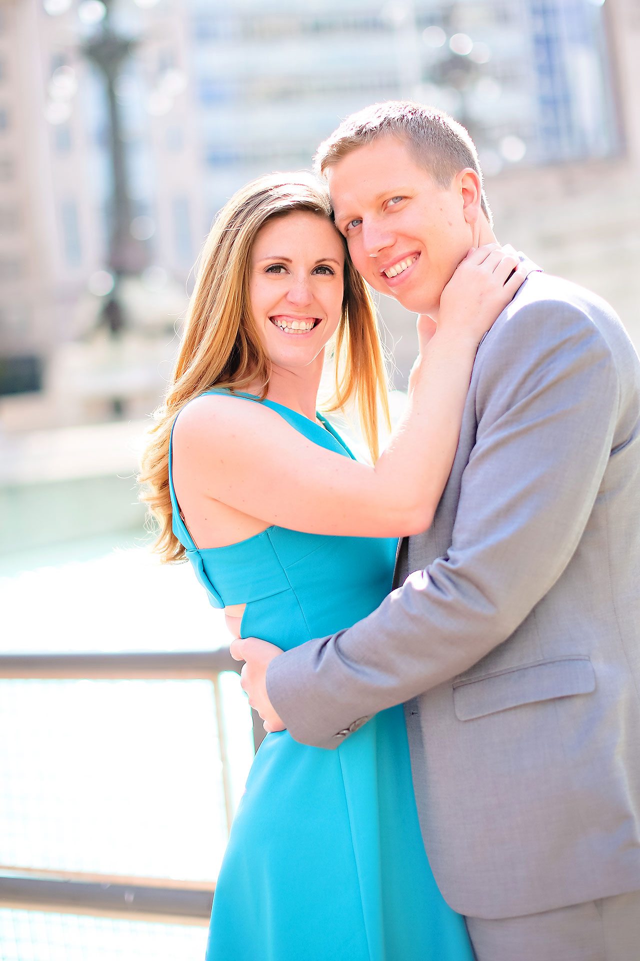 Chelsea Jeff Downtown Indy Engagement Session 096