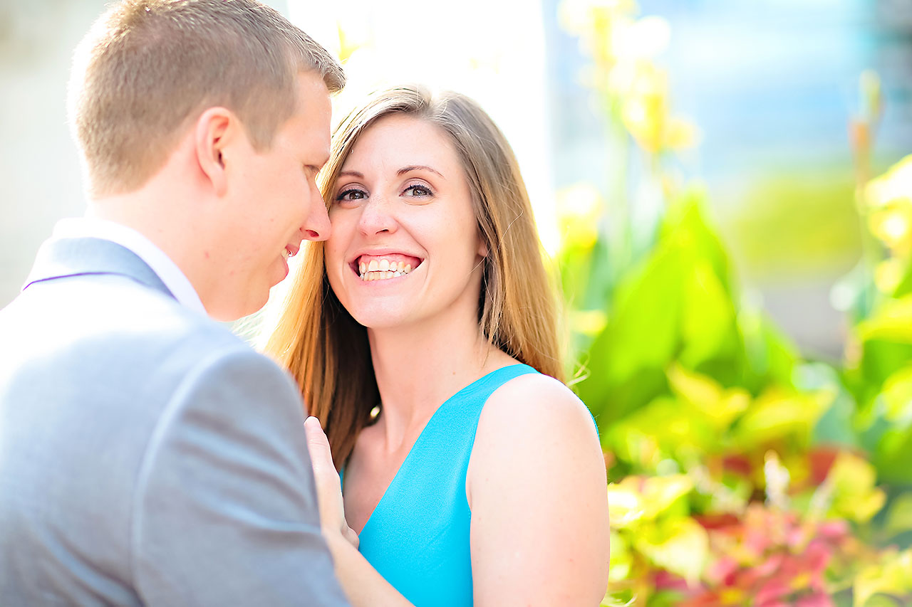 Chelsea Jeff Downtown Indy Engagement Session 076