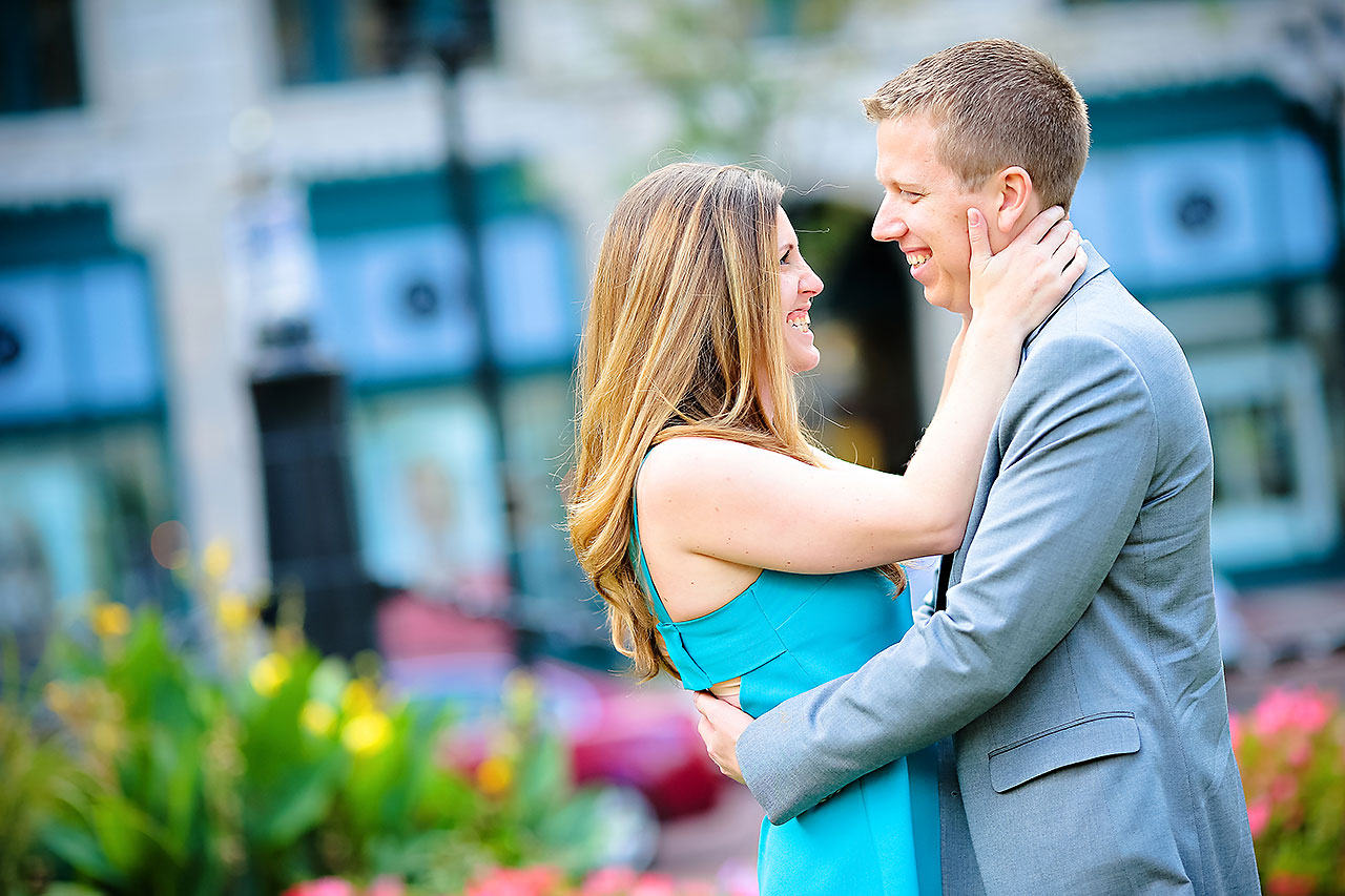 Chelsea Jeff Downtown Indy Engagement Session 071